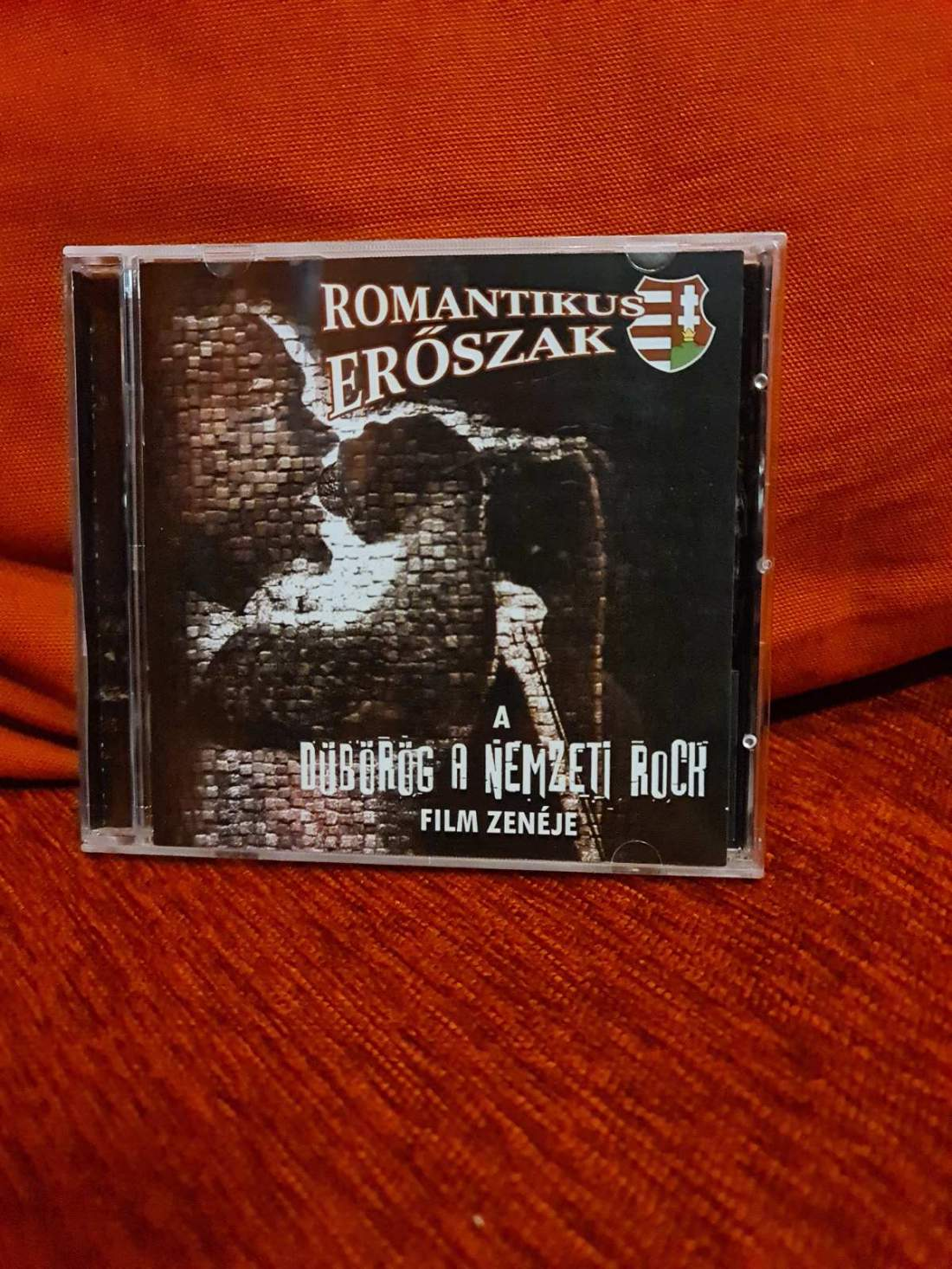 ROMANTIKUS ERŐSZAK - DÜBÖRÖG A NEMZETI ROCK - FILMZENE CD