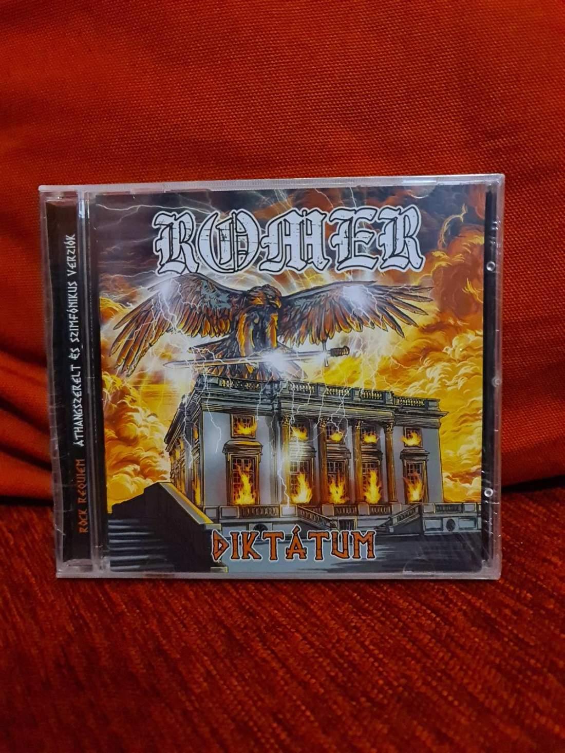 ROMANTIKUS ERŐSZAK - DIKTÁTUM CD