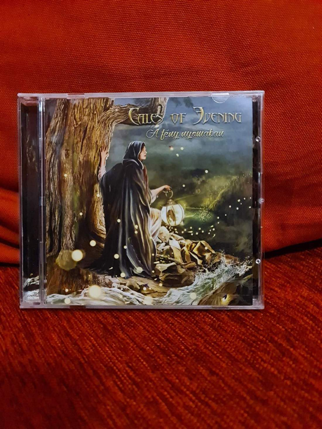 TALES OF EVENING - A FÉNY NYOMÁBAN CD