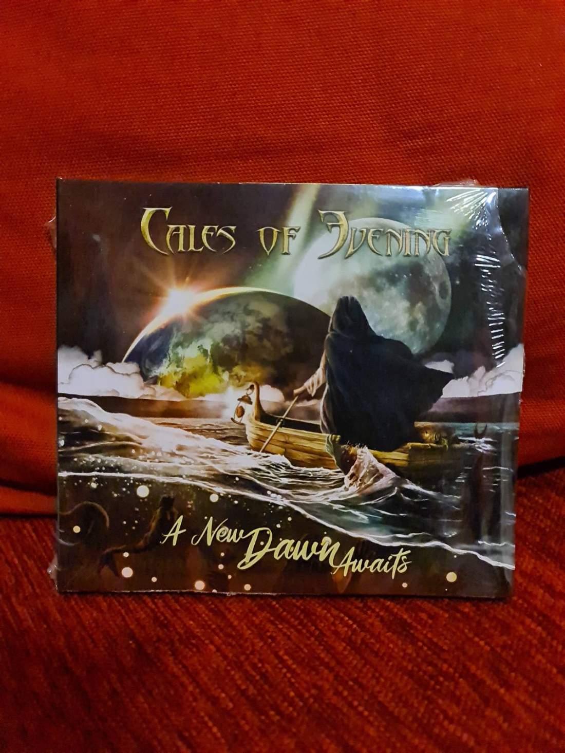 TALES OF EVENING - NEW DAWN AWAITS CD