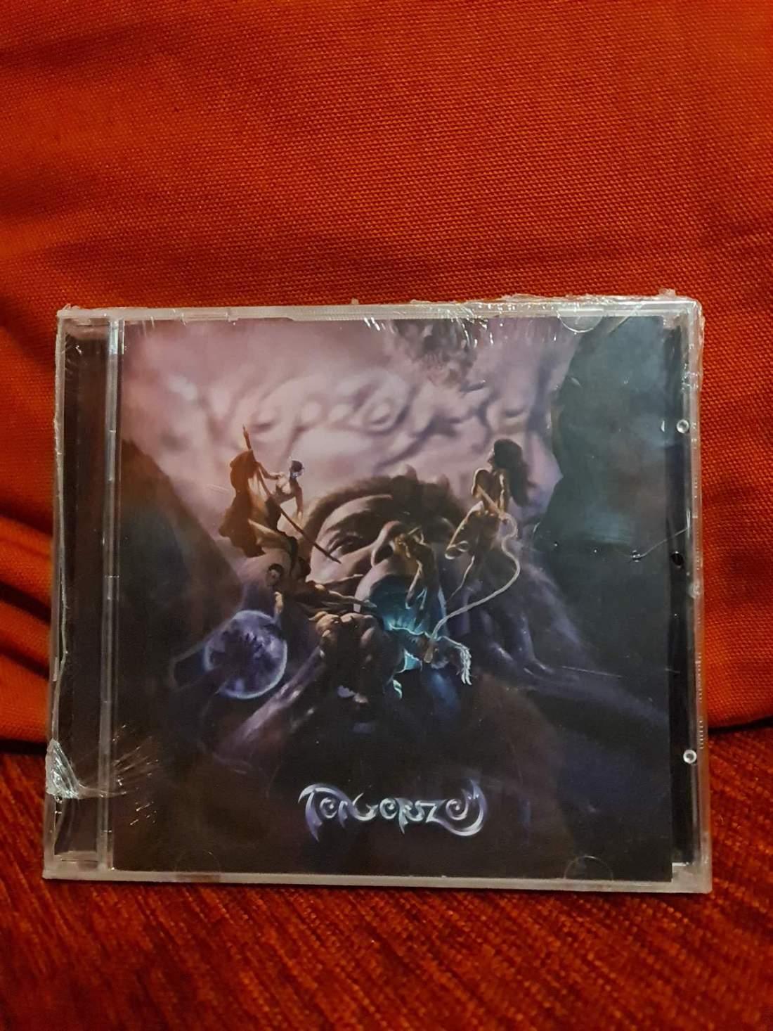 TENGERSZEM - KÉPZELGÉSEK CD