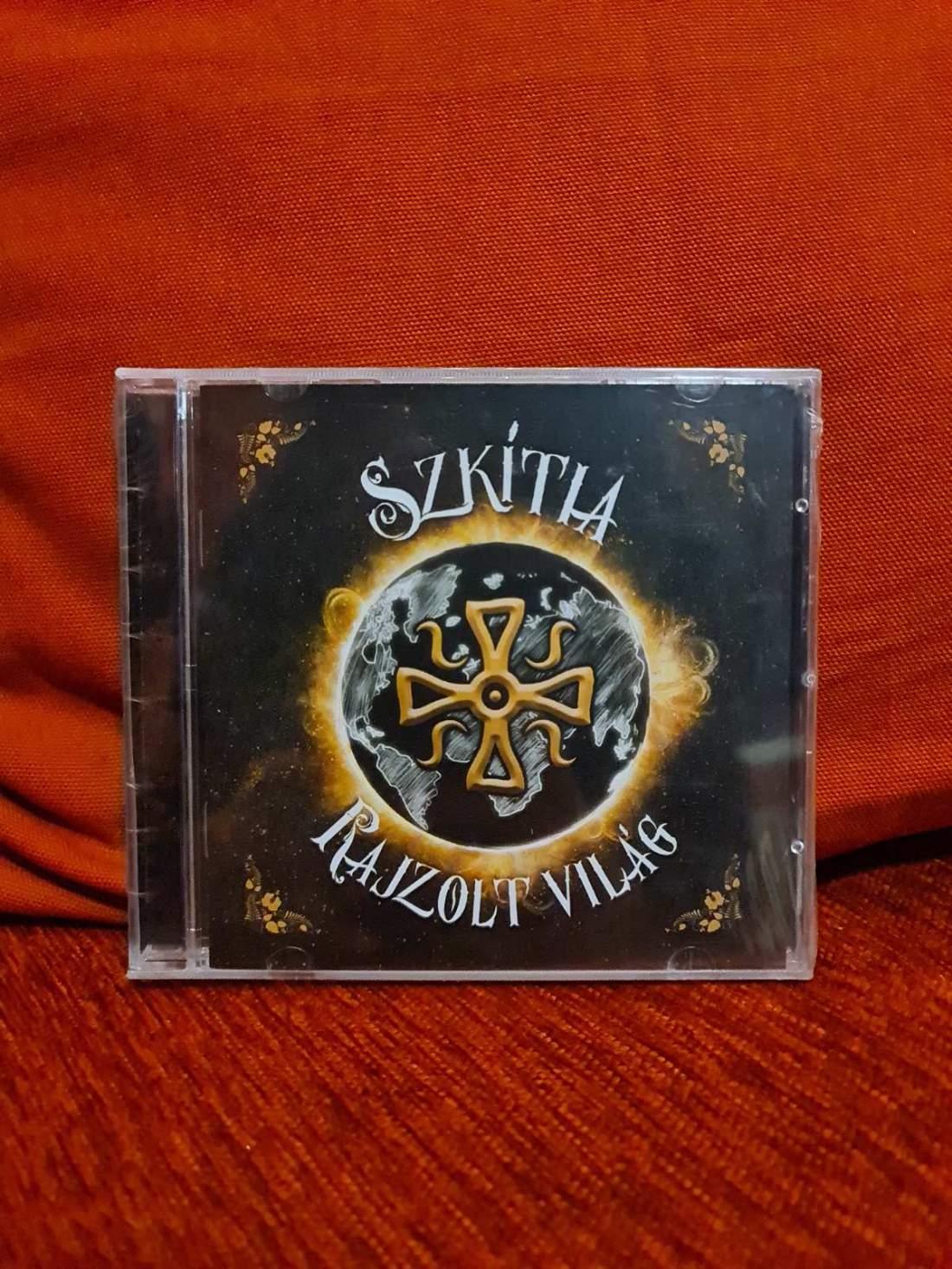 SZKÍTIA - RAJZOLT VILÁG CD