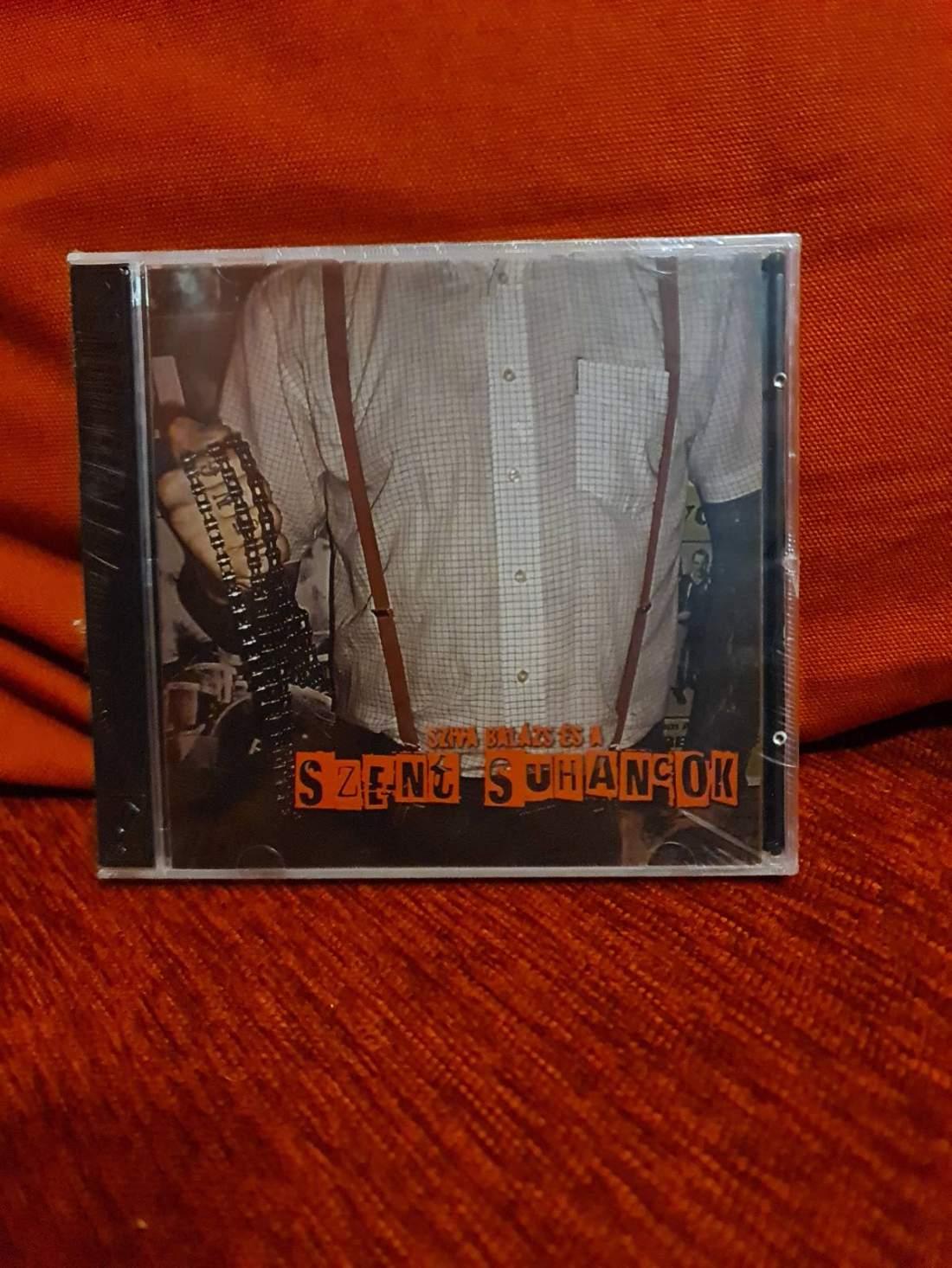 SZIVA BALÁZS ÉS A SZENT SUHANCOK II. CD