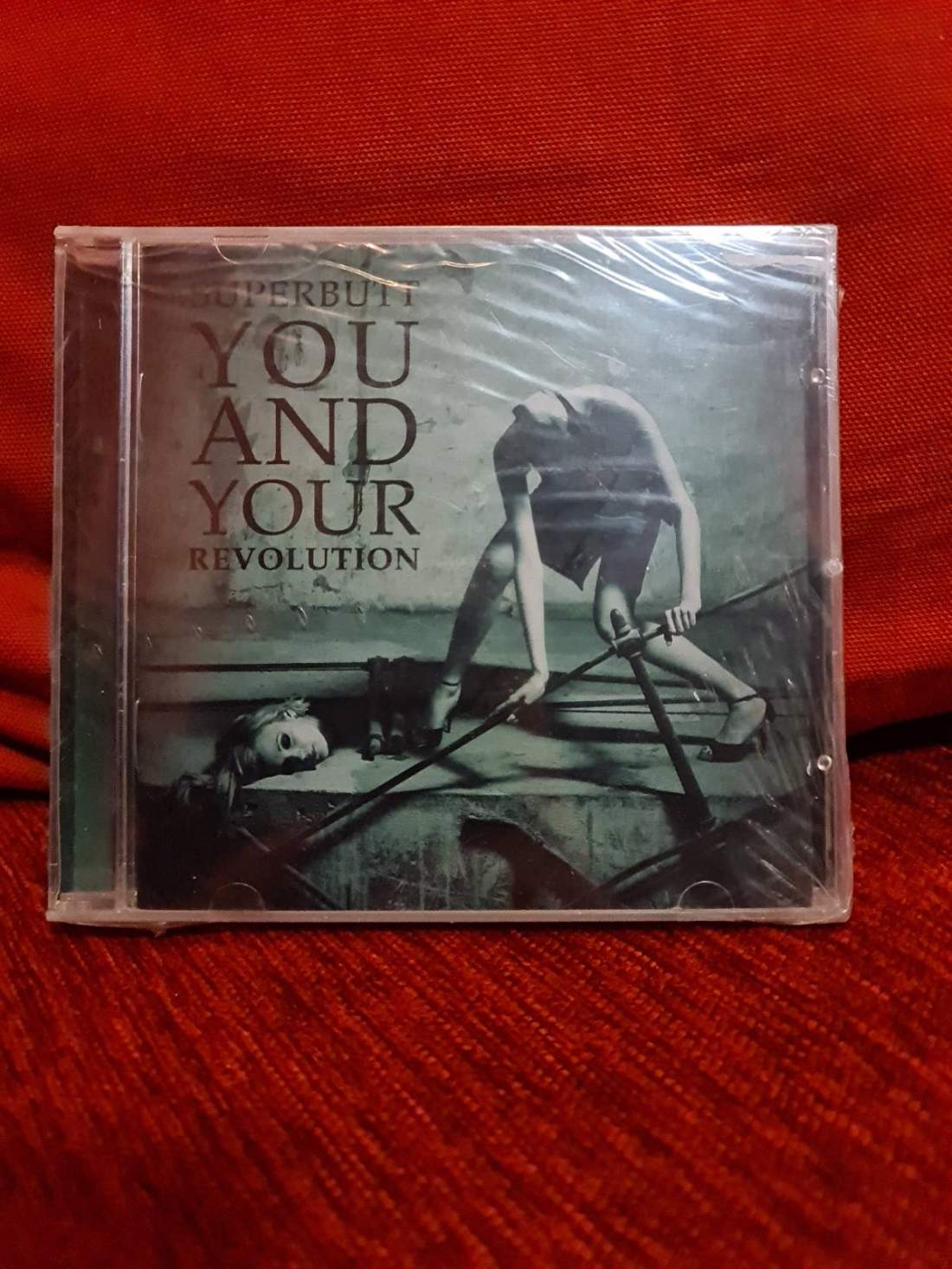 SUPERBUTT - YOU AND YOUR REVOLUTION CD