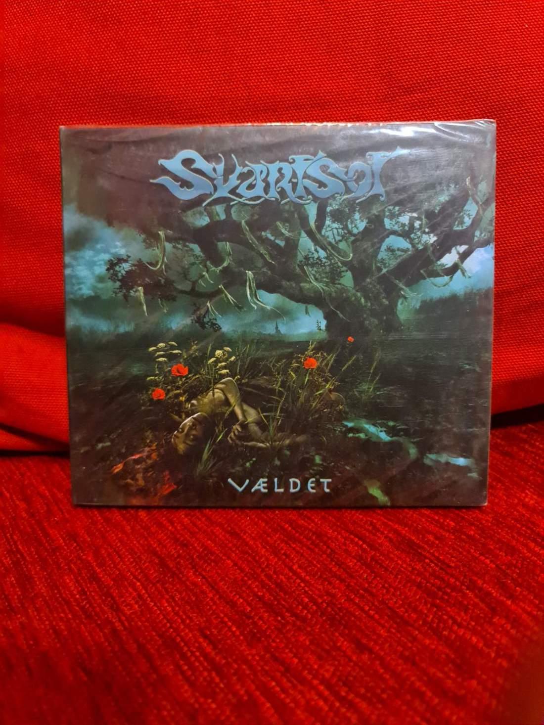 SVARTSOT - VALDET CD