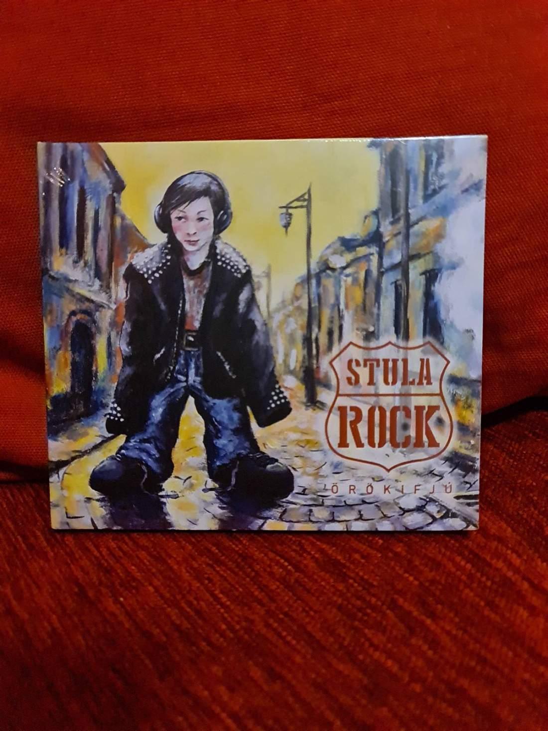 STULA ROCK - ÖRÖKIFJÚ CD