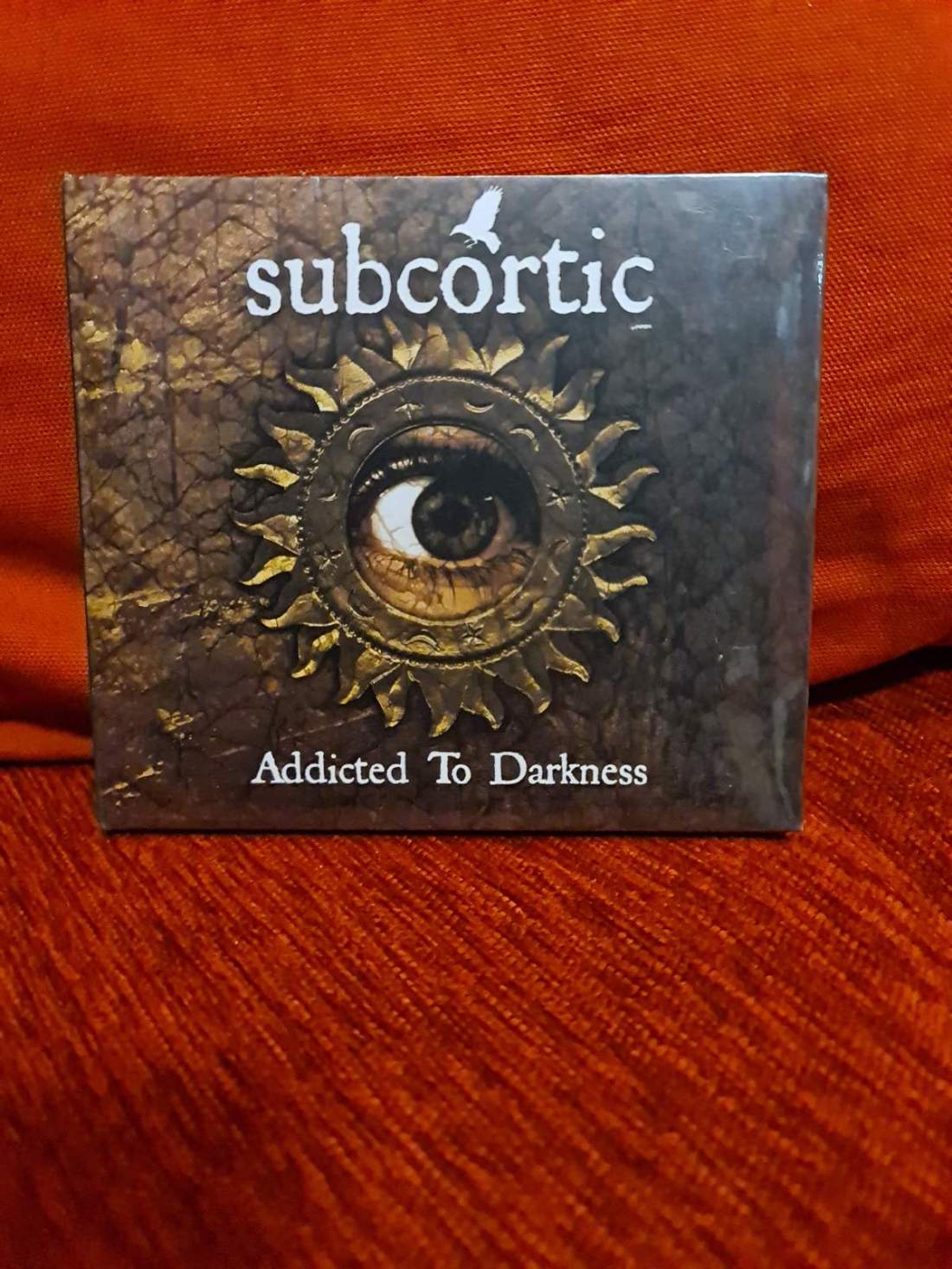 SUBCORTIC - ADDICTED TO DARKNESS CD