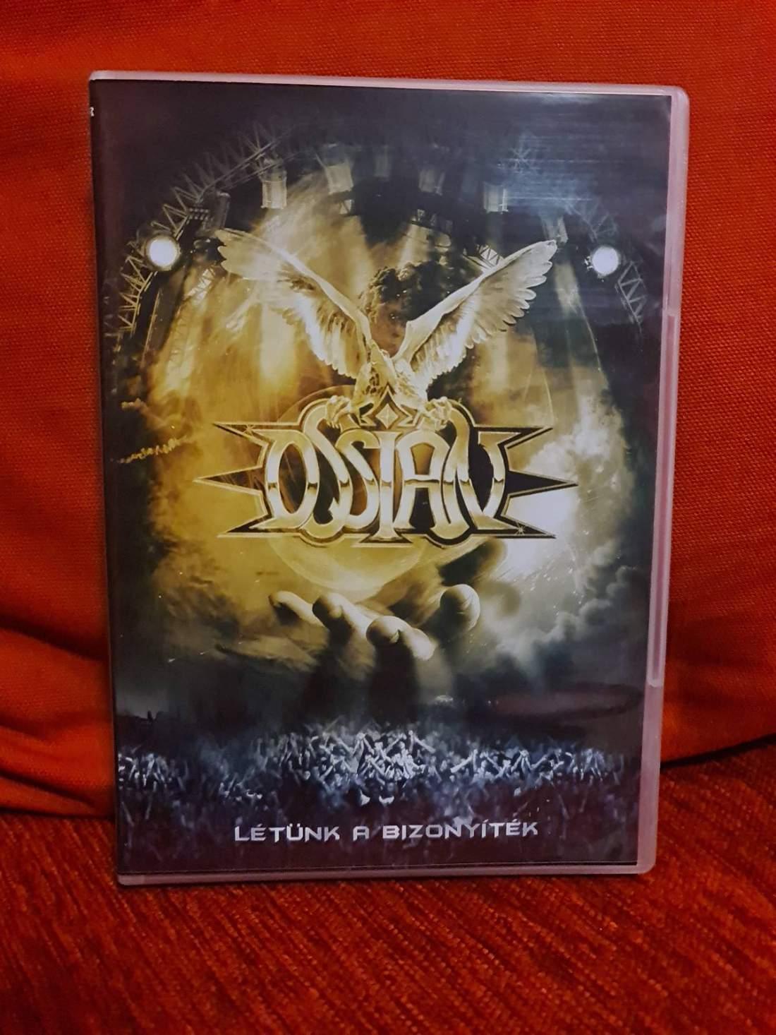 OSSIAN - LÉTÜNK A BIZONYÍTÉK DVD