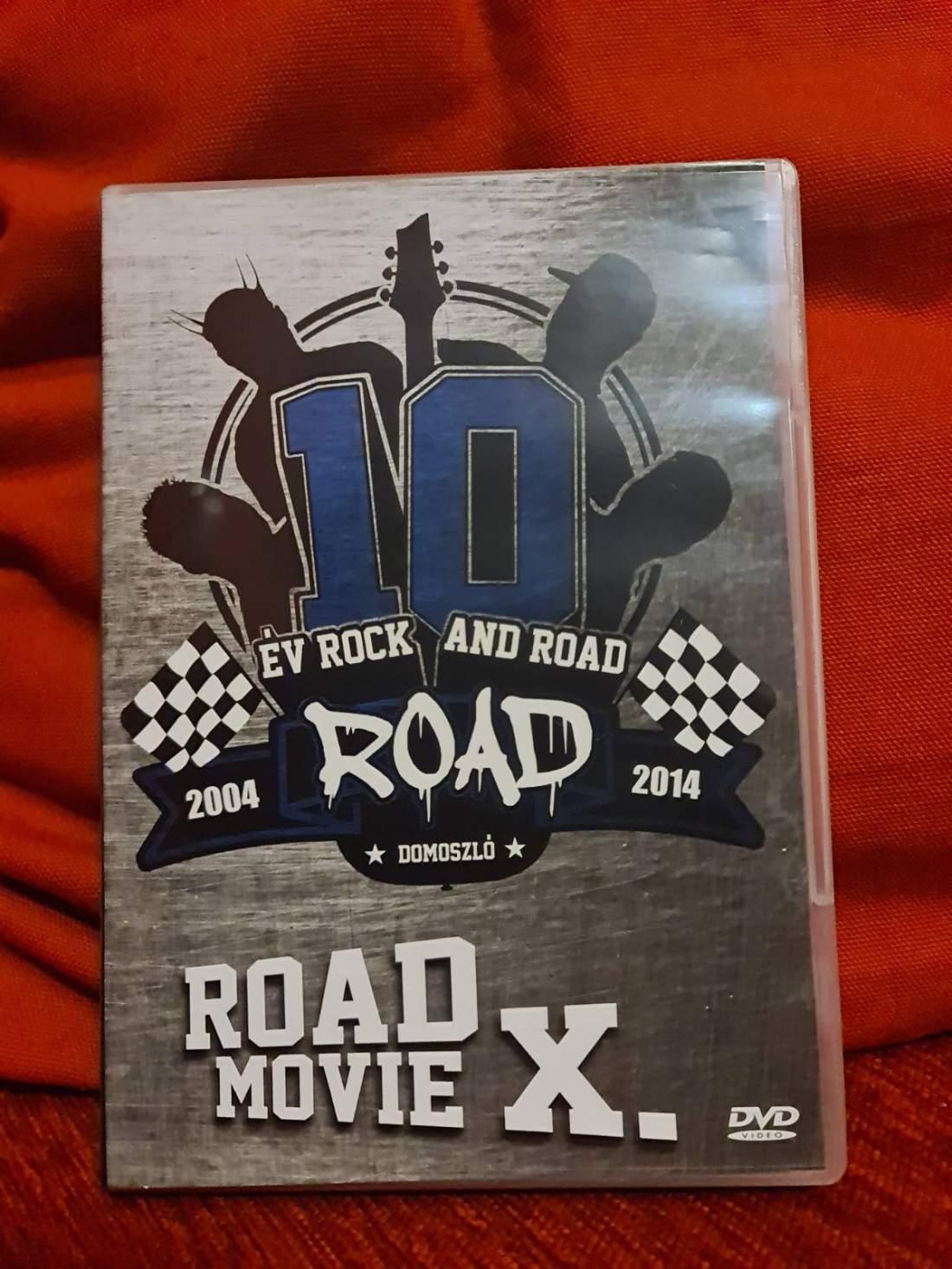 ROAD - ROAD MOVIE X DVD