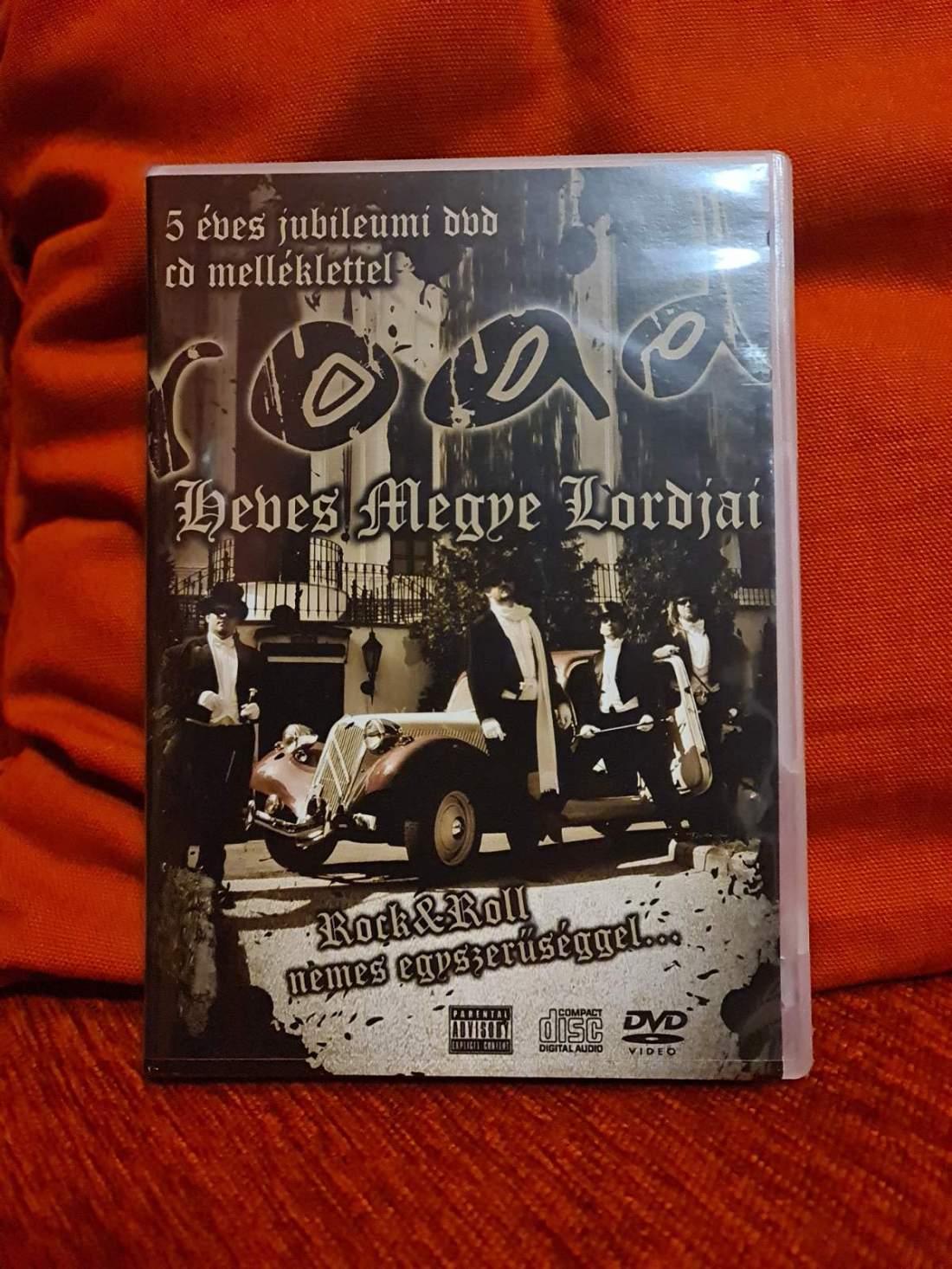 ROAD - HEVES MEGYE LORDJAI DVD