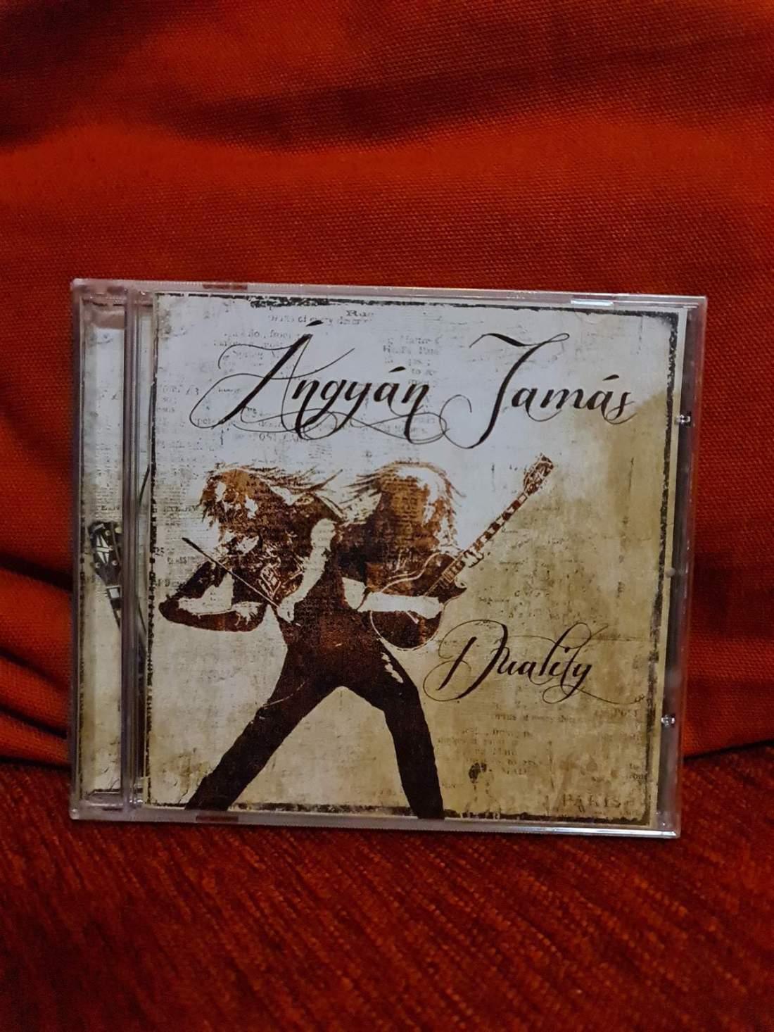 ÁNGYÁN TAMÁS - DUALITY CD