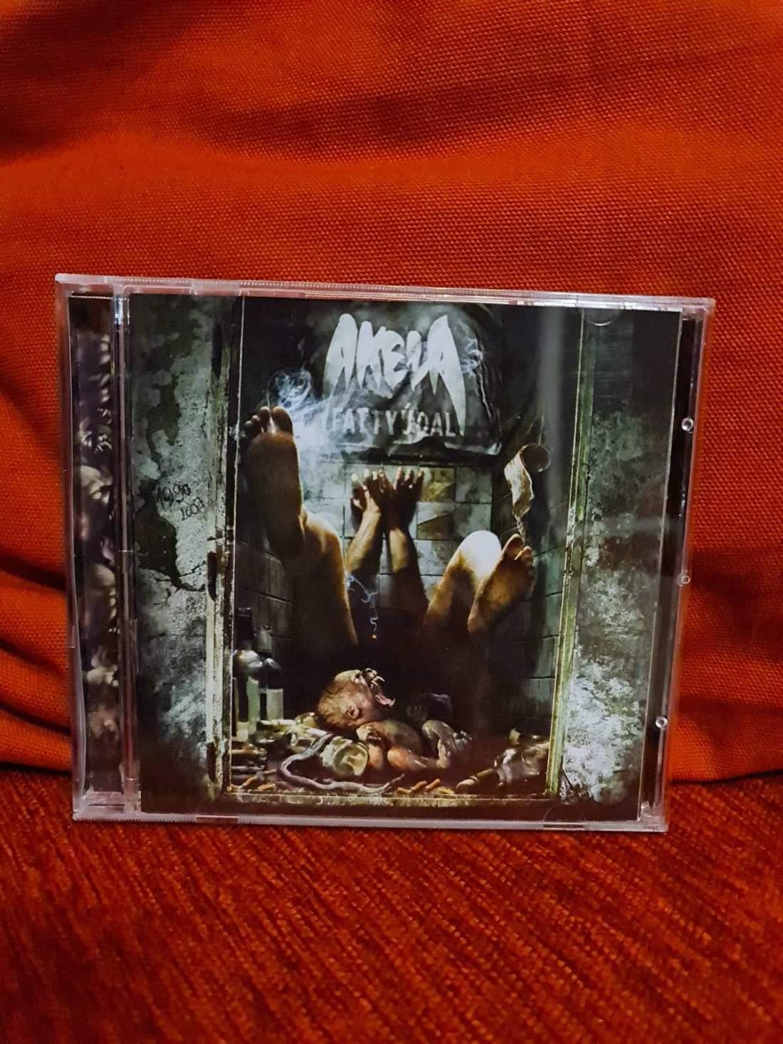 AKELA - FATTYÚDAL CD
