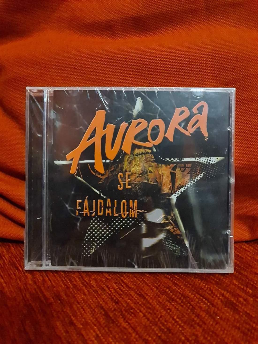 AURORA - SE FÁJDALOM CD