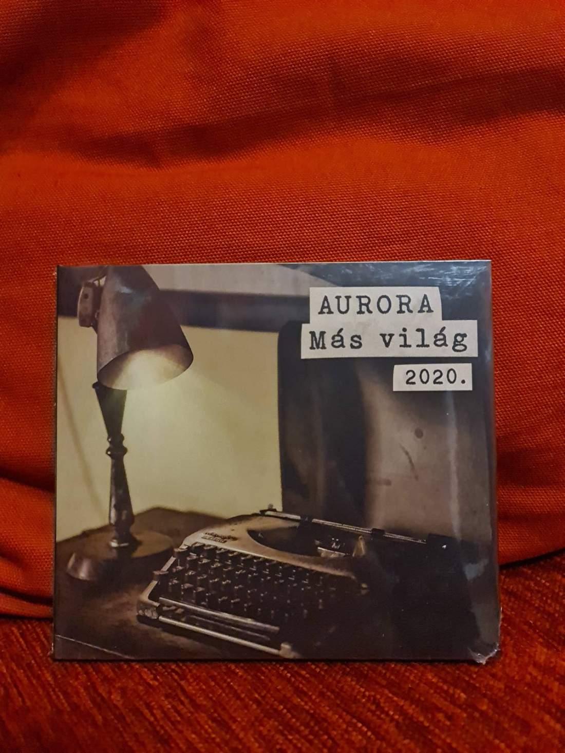 AURORA - MÁS VILÁG CD