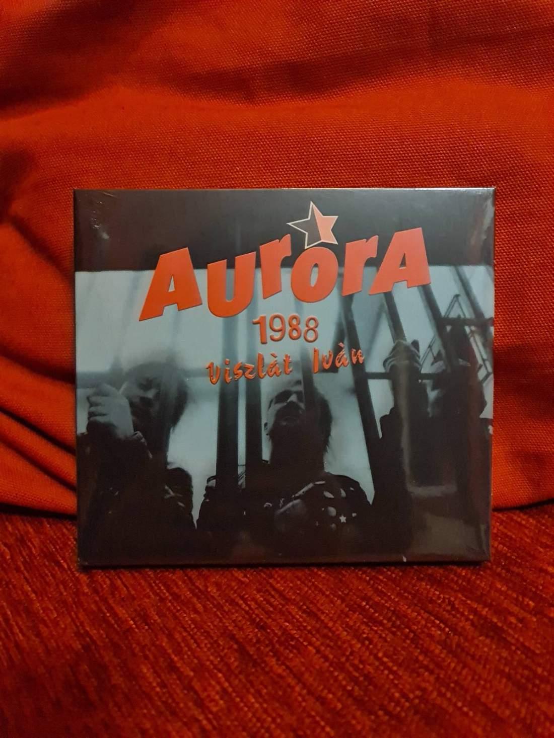 AURORA - 1988 VISZLÁT IVÁN CD