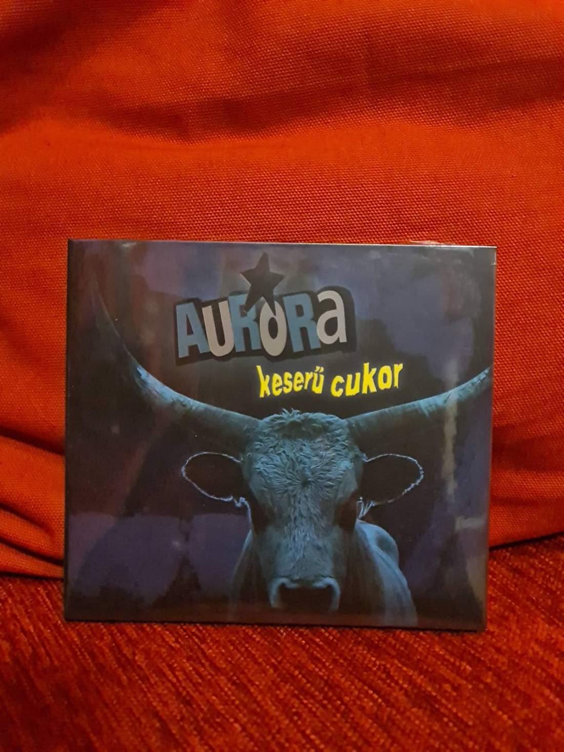 AURORA - KESERŰ CUKOR CD