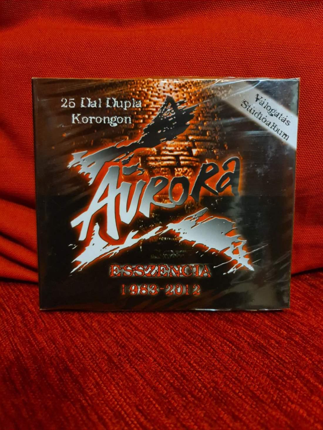 AURORA - ESSZENCIA 1983-2012 CD