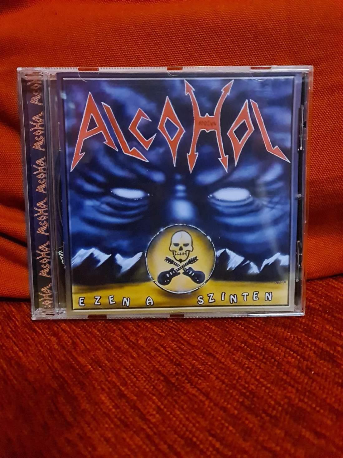 ALCOHOL - EZEN A SZINTEN CD