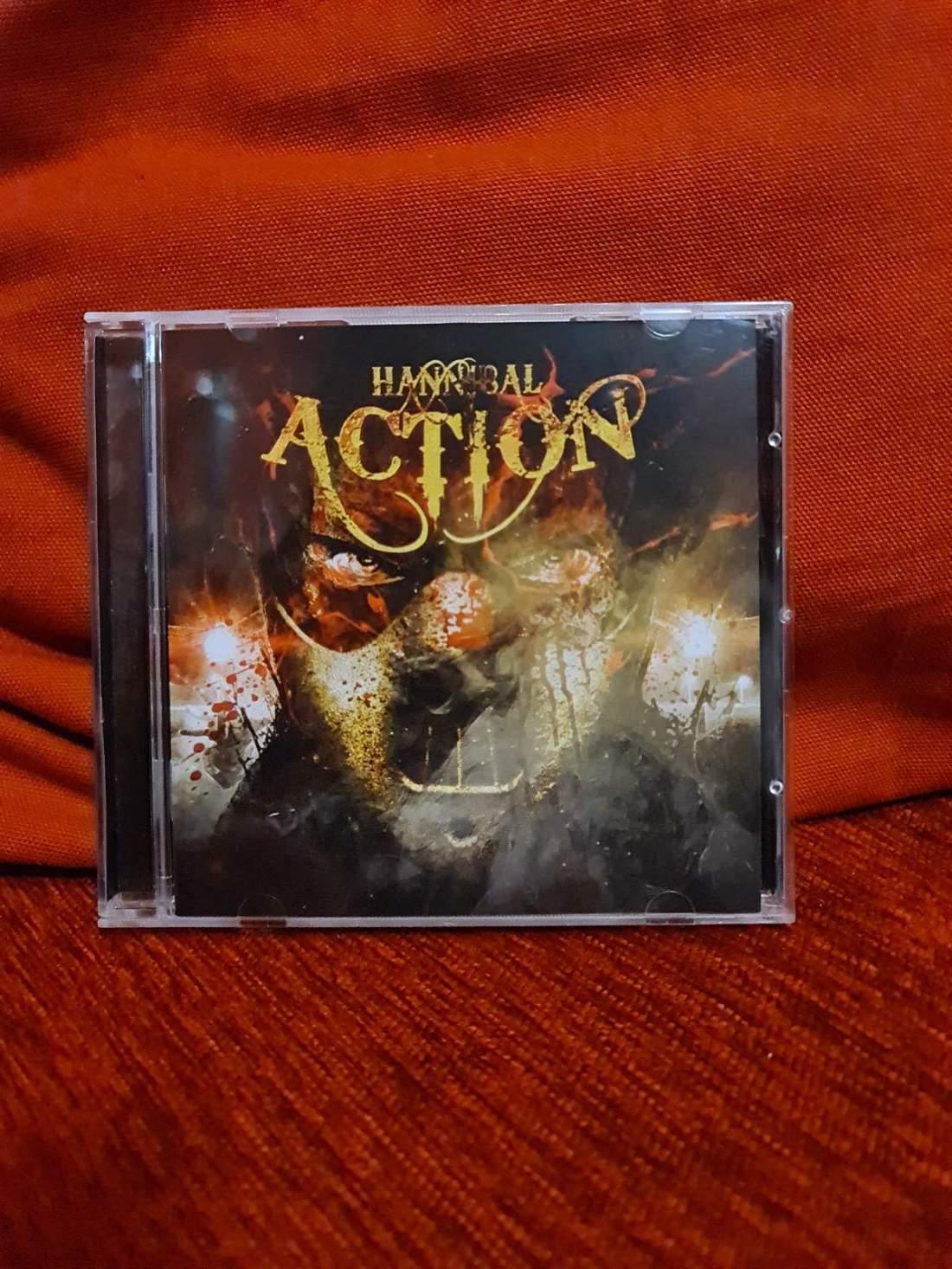 ACTION - HANNIBAL CD