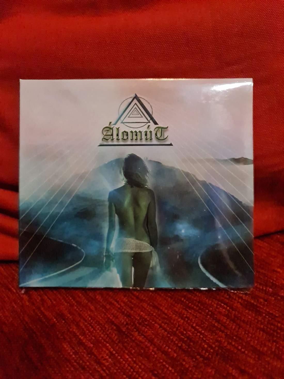 ÁLOMÚT - MENNYEI NÉZETELTÉRÉS CD