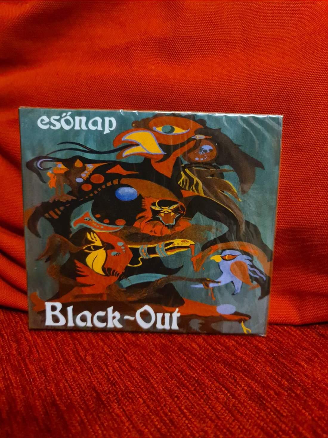 BLACK-OUT - ESŐNAP CD
