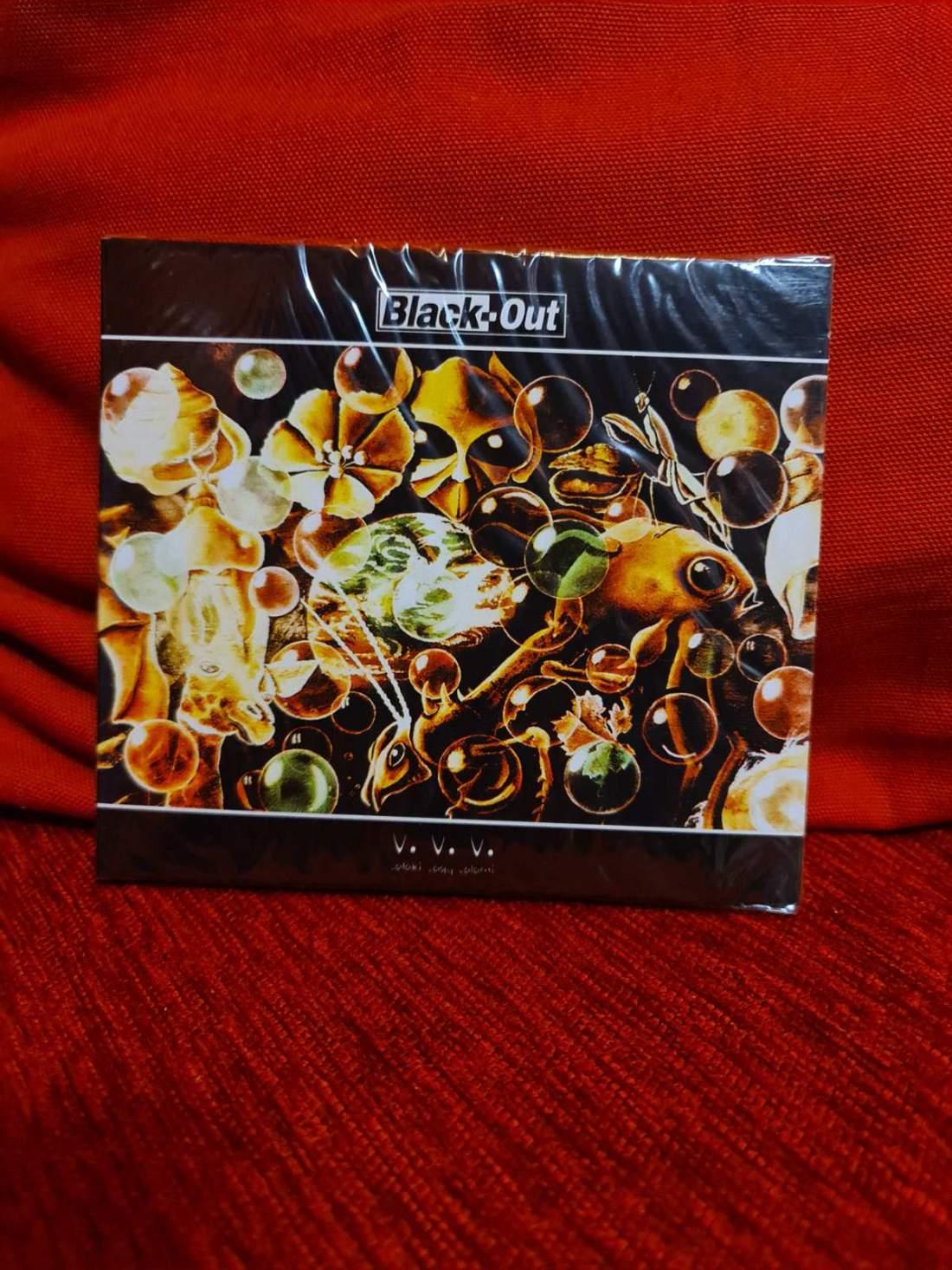 BLACK-OUT - V.V.V. CD
