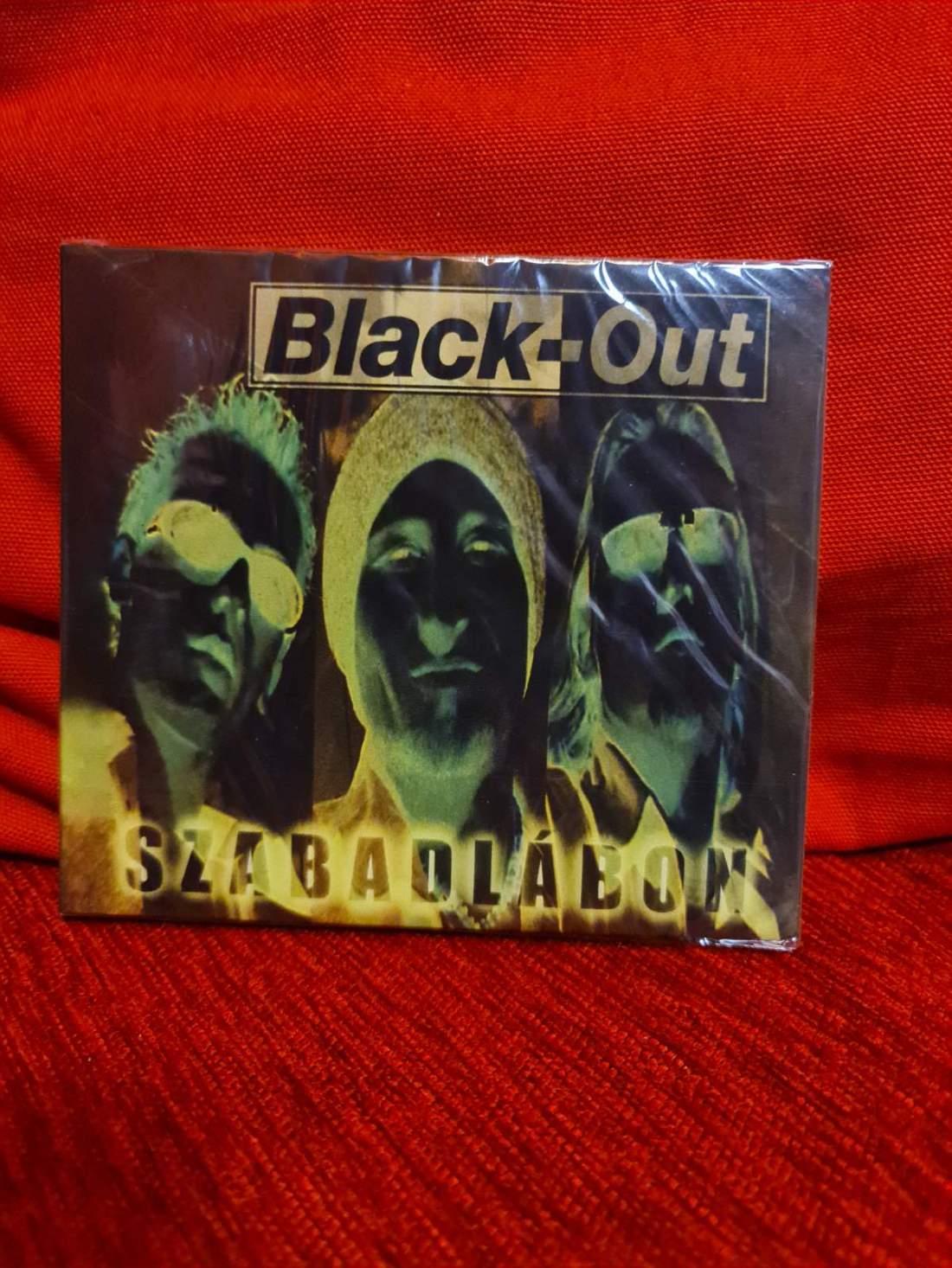BLACK-OUT - SZABADLÁBON CD