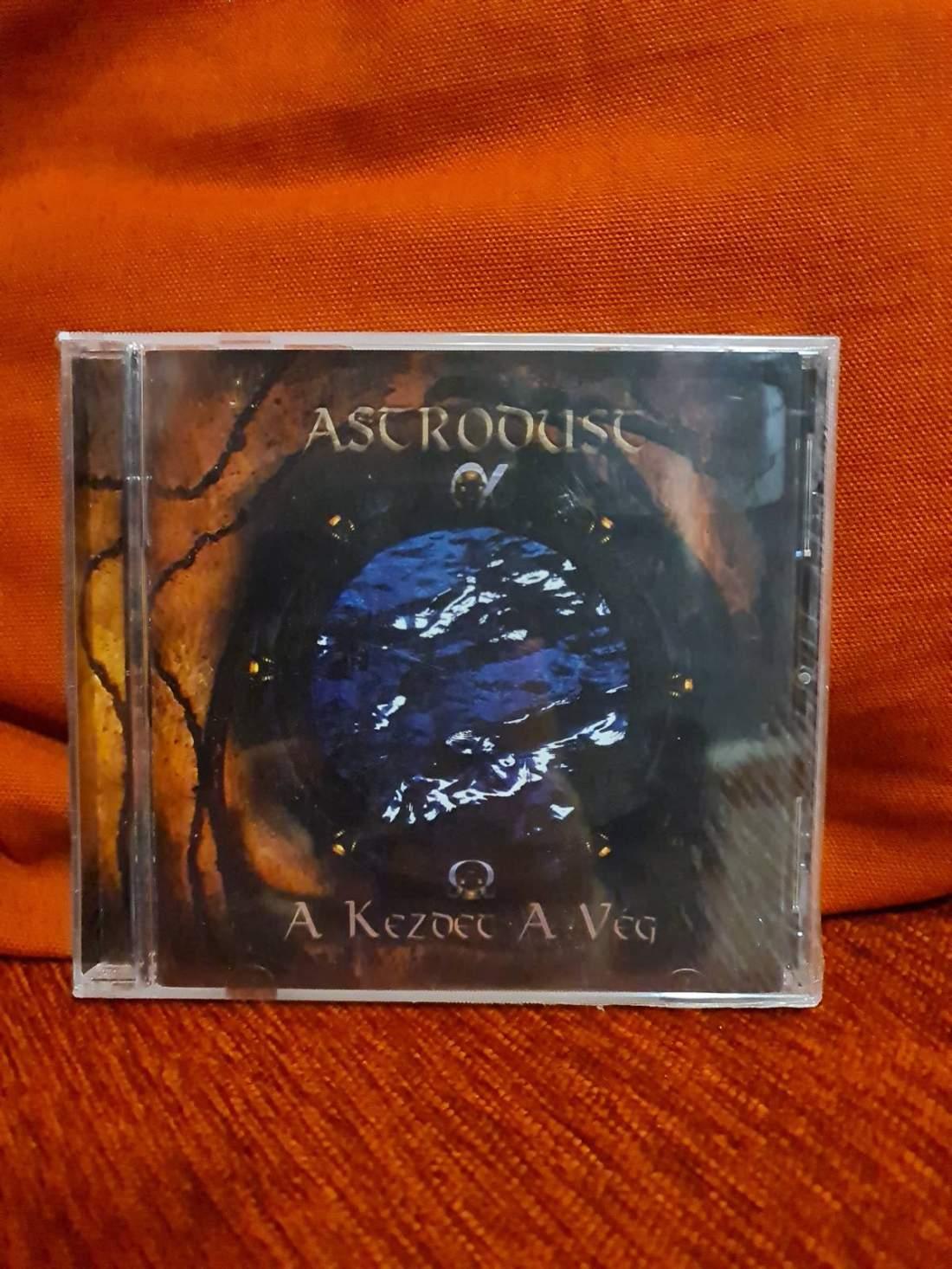 ASTRODUST - KEZDET A VÉG CD