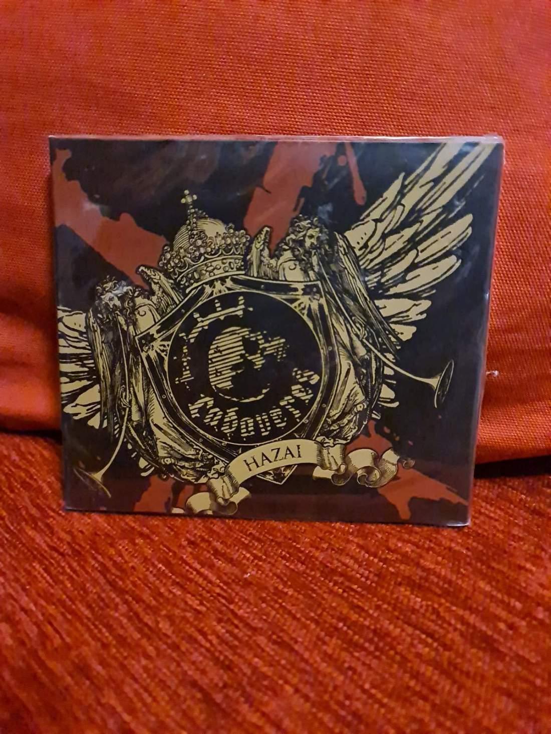 CADAVERES - HAZAI CD