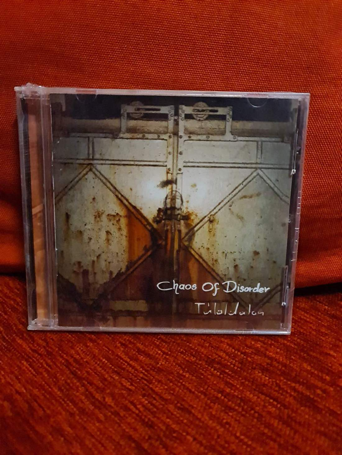 CHAOS OF DISORDER - TÚLOLDALON CD