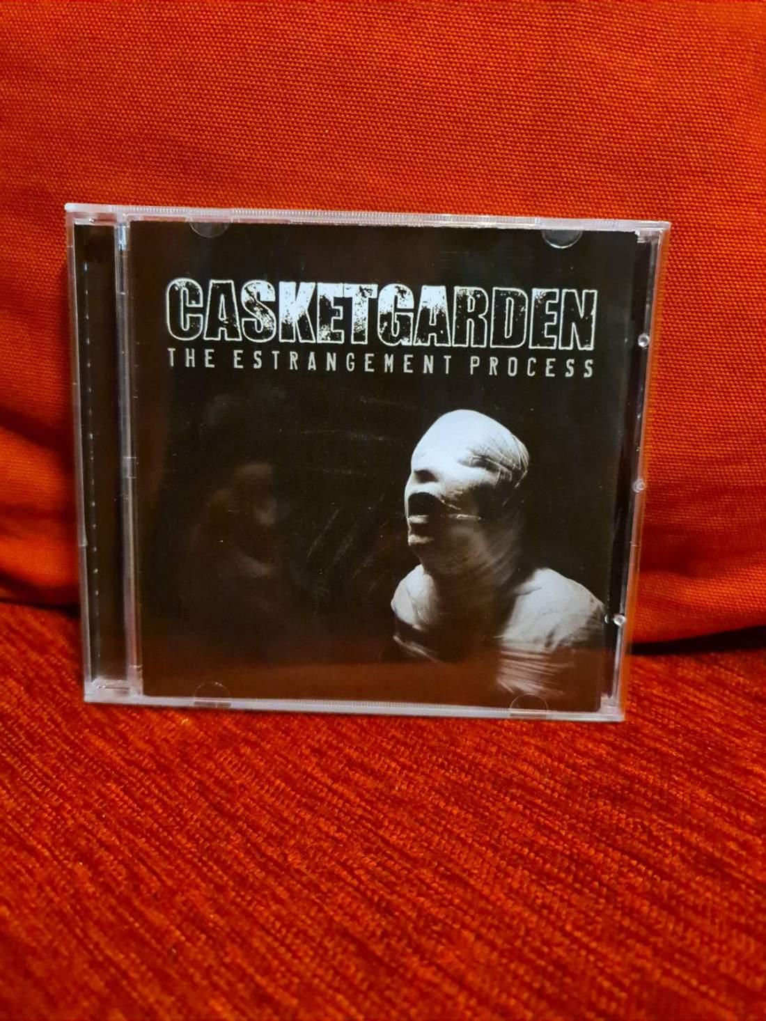 CASKETGARDEN - THE ESTRANGEMENT PROCESS CD