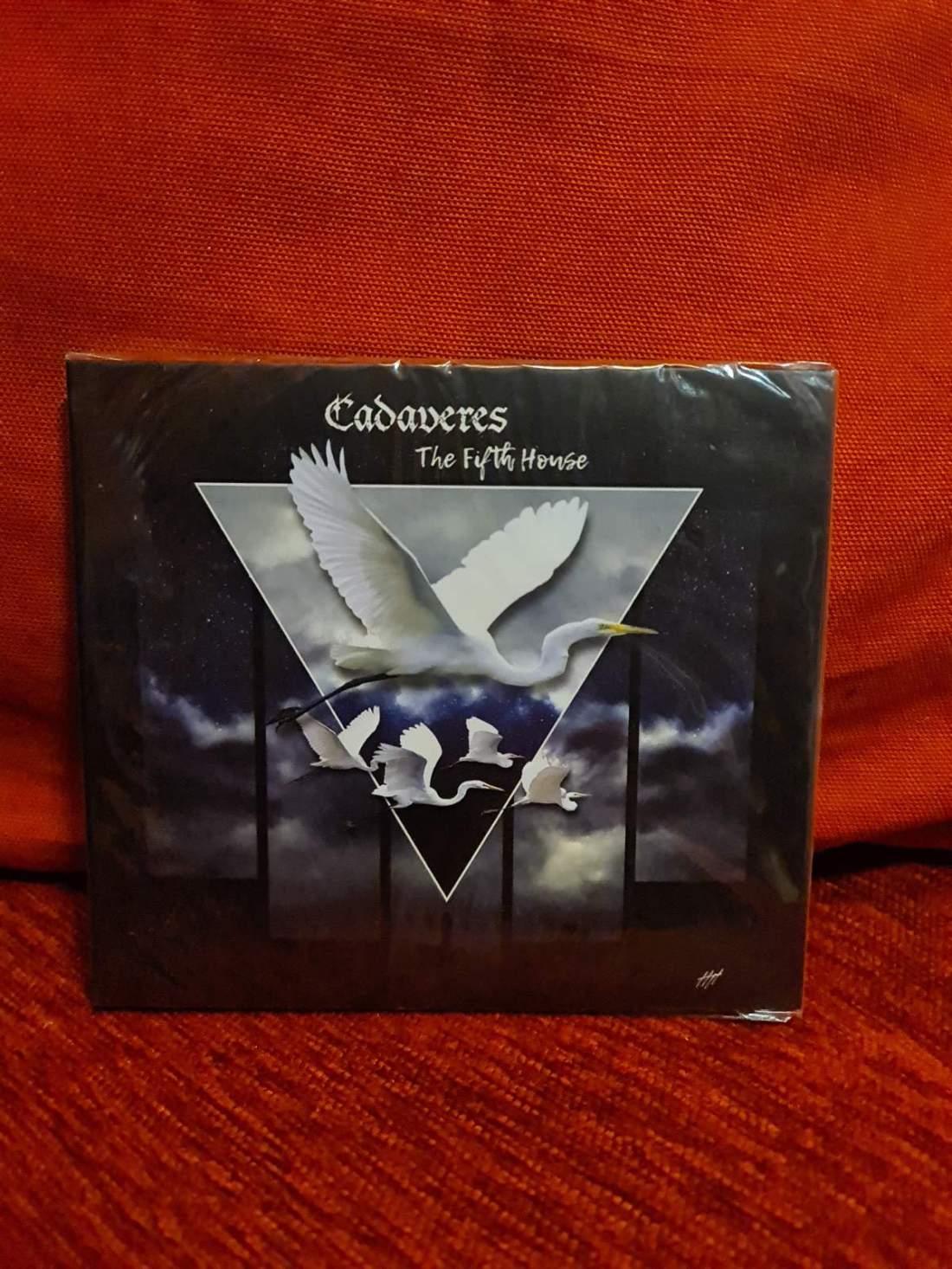 CADAVERES - THE FIFTH HOUSE CD