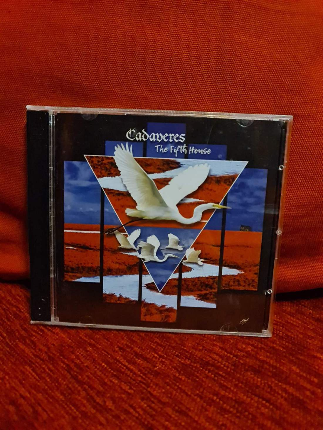 CADAVERES - THE FIFTH HOUSE + WITHIN THE 5TH CD+DVD