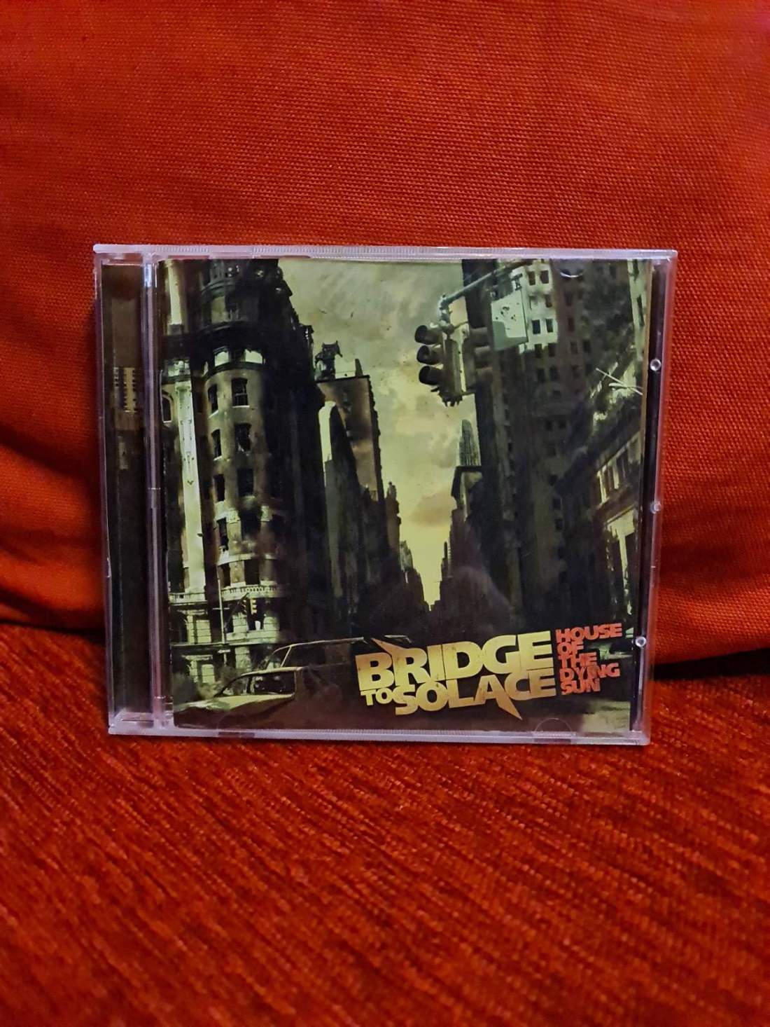 BRIDGE TO SOLACE - HOUSE OF DYING SUN / WHERE NIGHTMARES CD