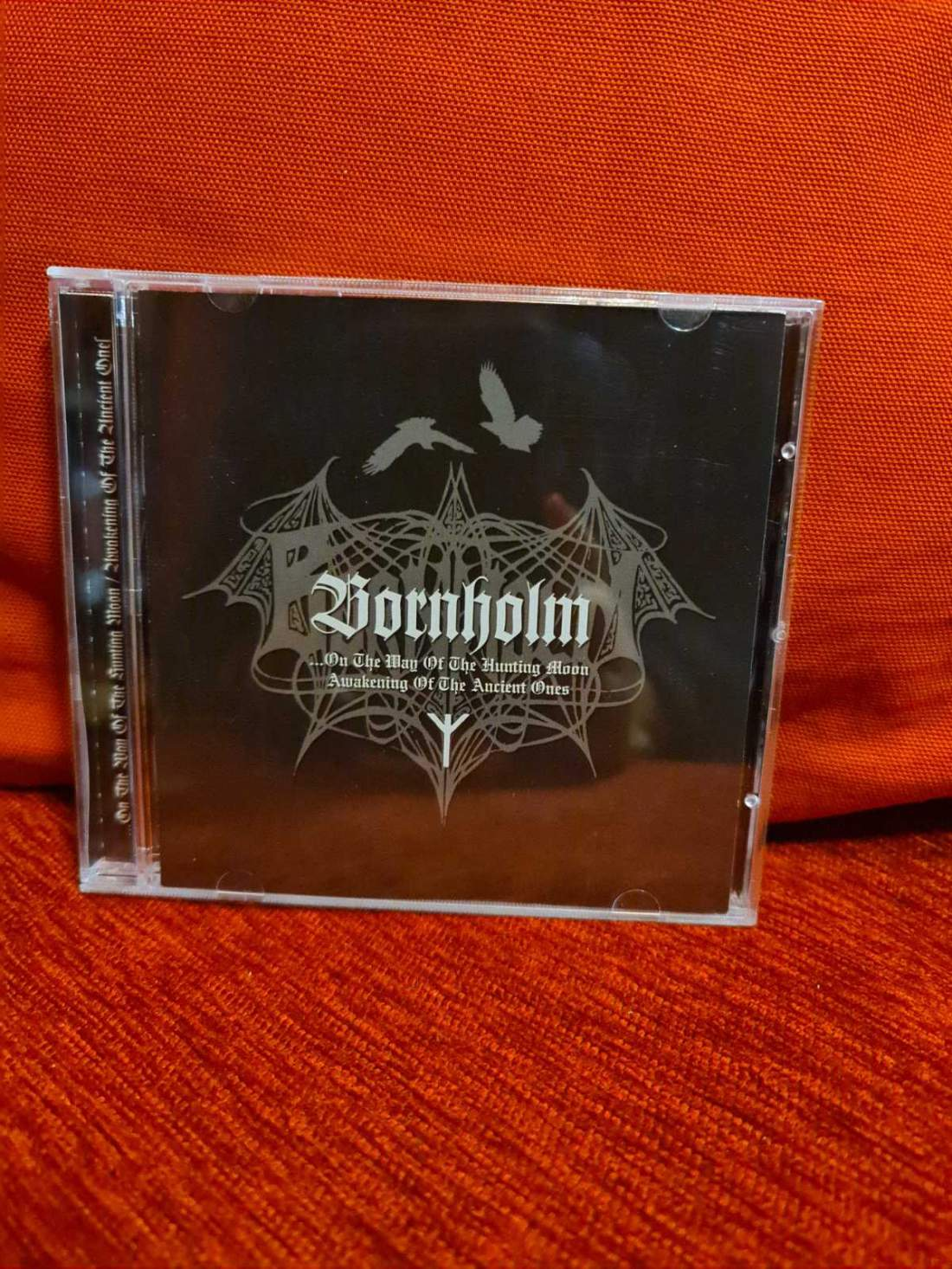 BORNHOLM - ON THE WAY OF THE HUNTING MOON CD