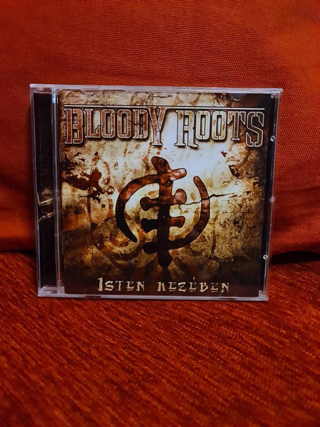 BLOODY ROOTS - ISTEN KEZÉBEN CD