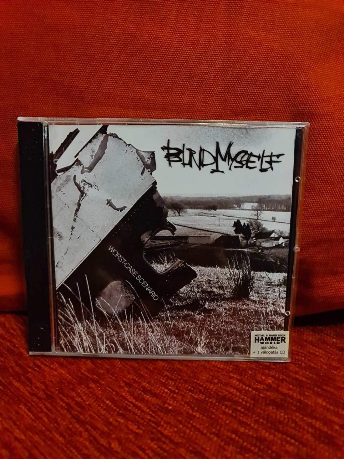 BLIND MYSELF - WORST-CASE SCENARIO CD