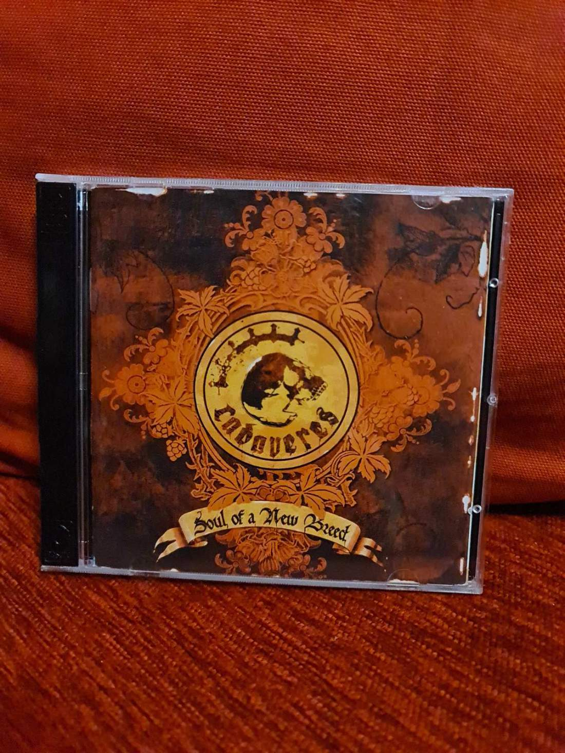 CADAVERES - SOUL OF A NEW BREED CD