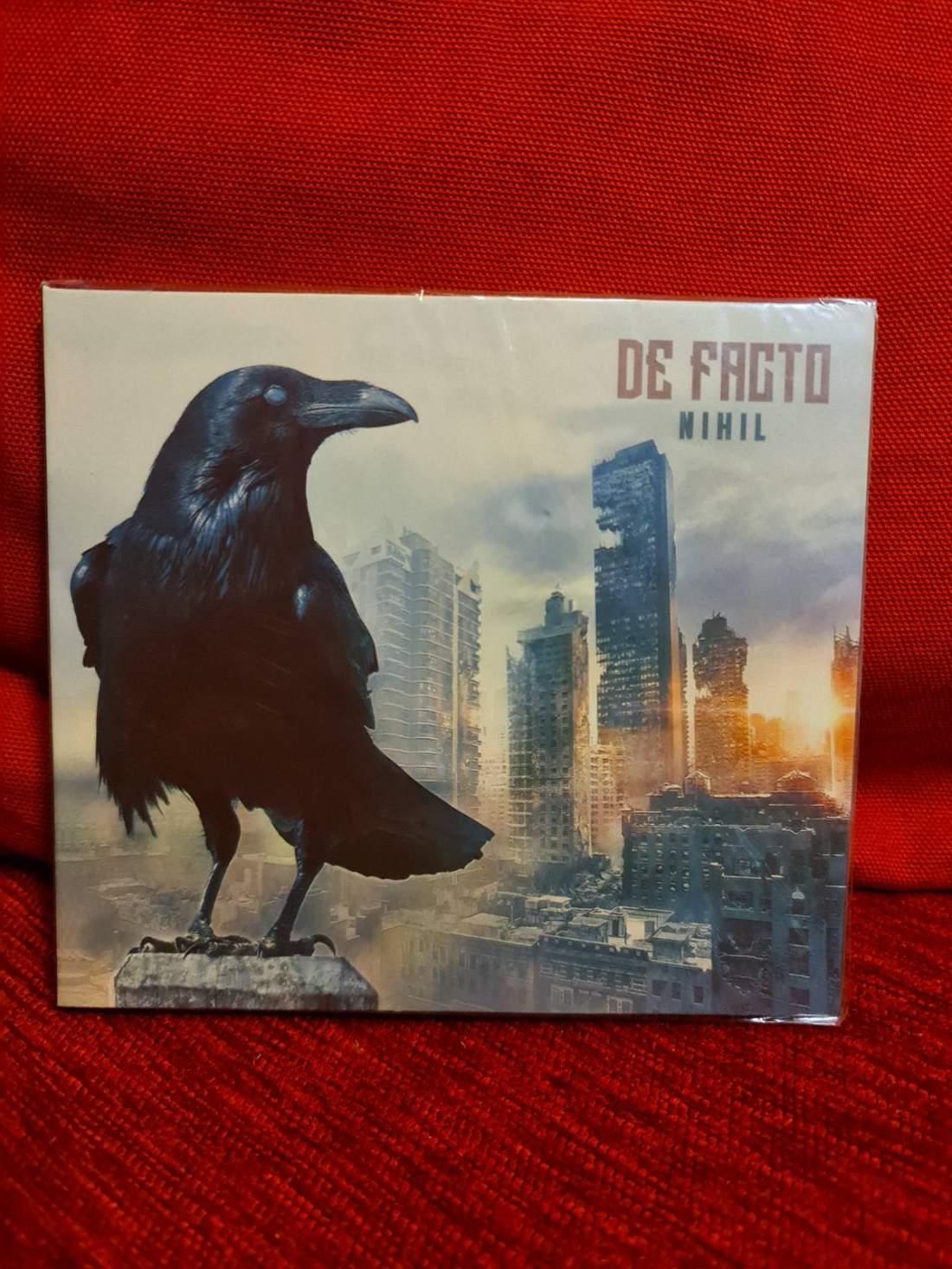 DE FACTO - NIHIL CD
