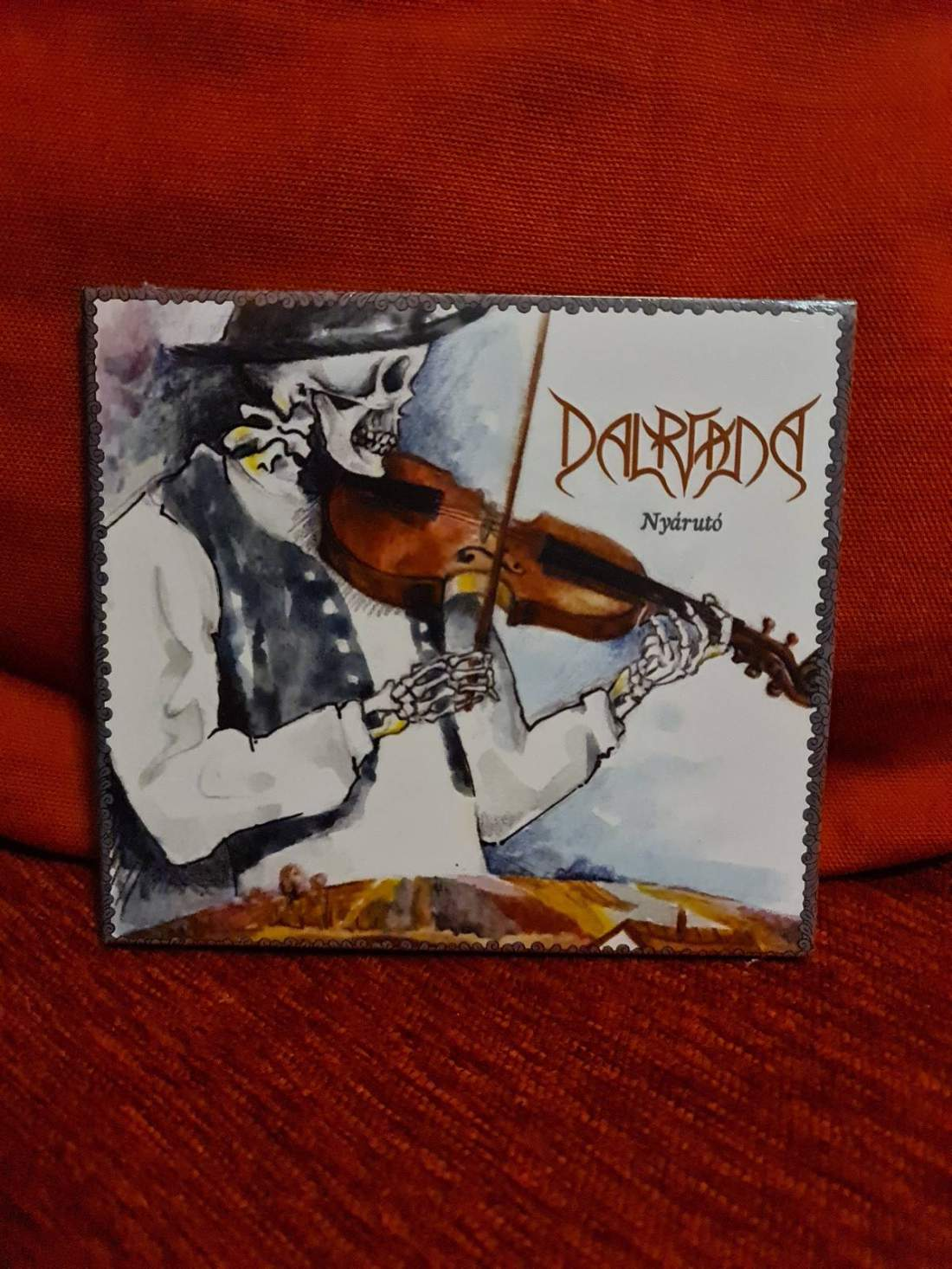DALRIADA - NYÁRAUTÓ CD