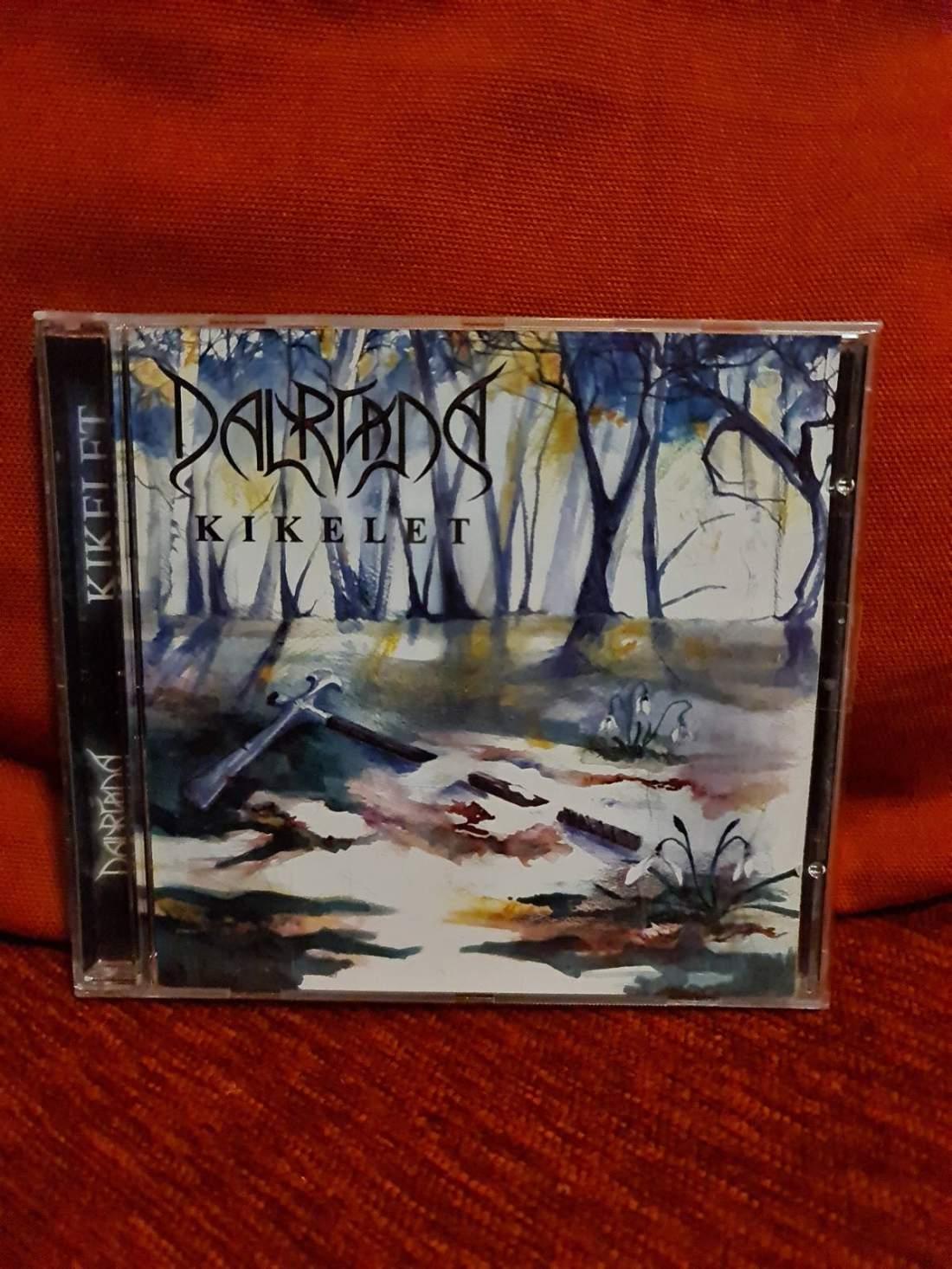 DALRIADA - KIKELET CD