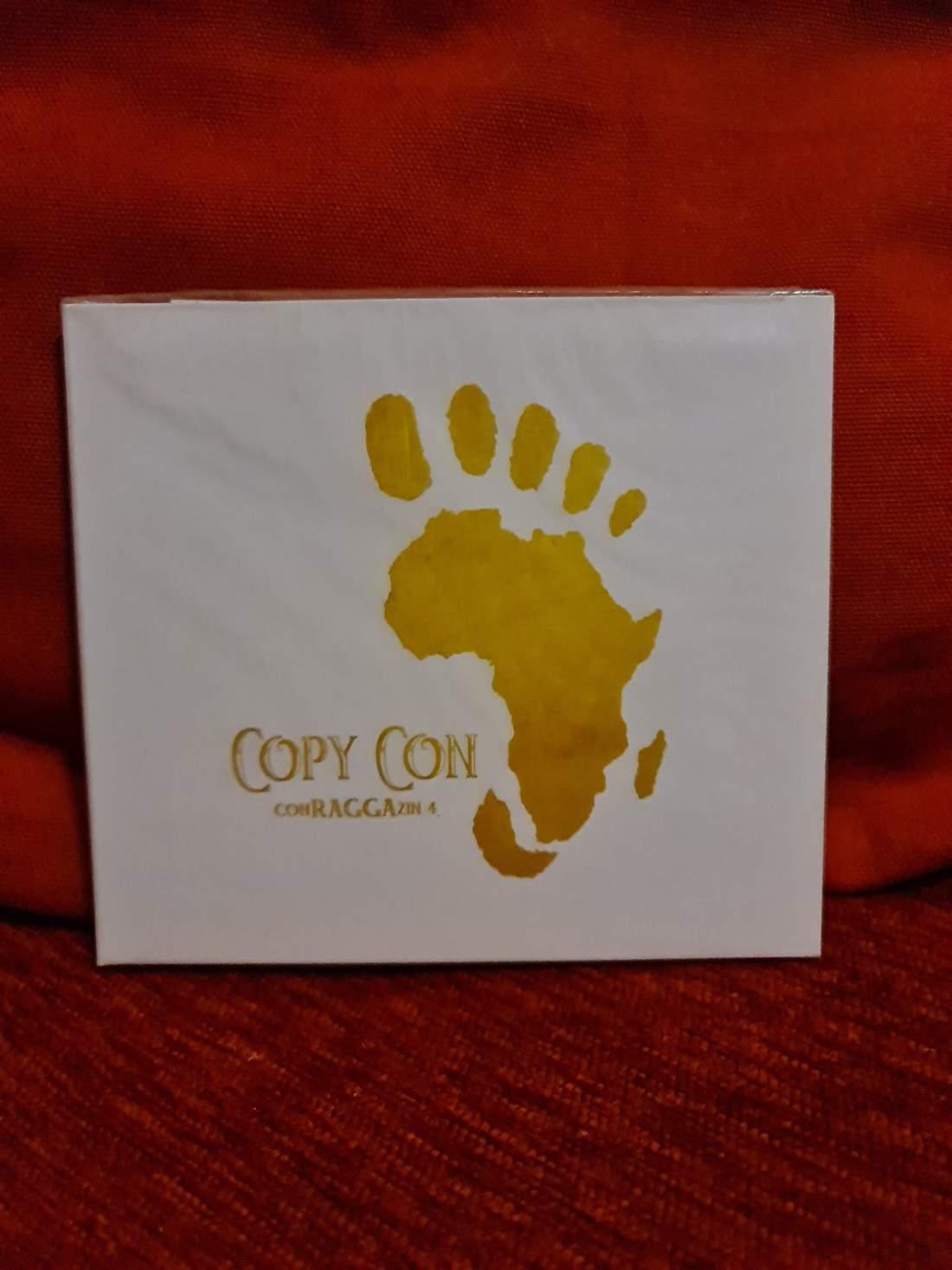 COPY CON - CONRAGGAZIN 4 CD