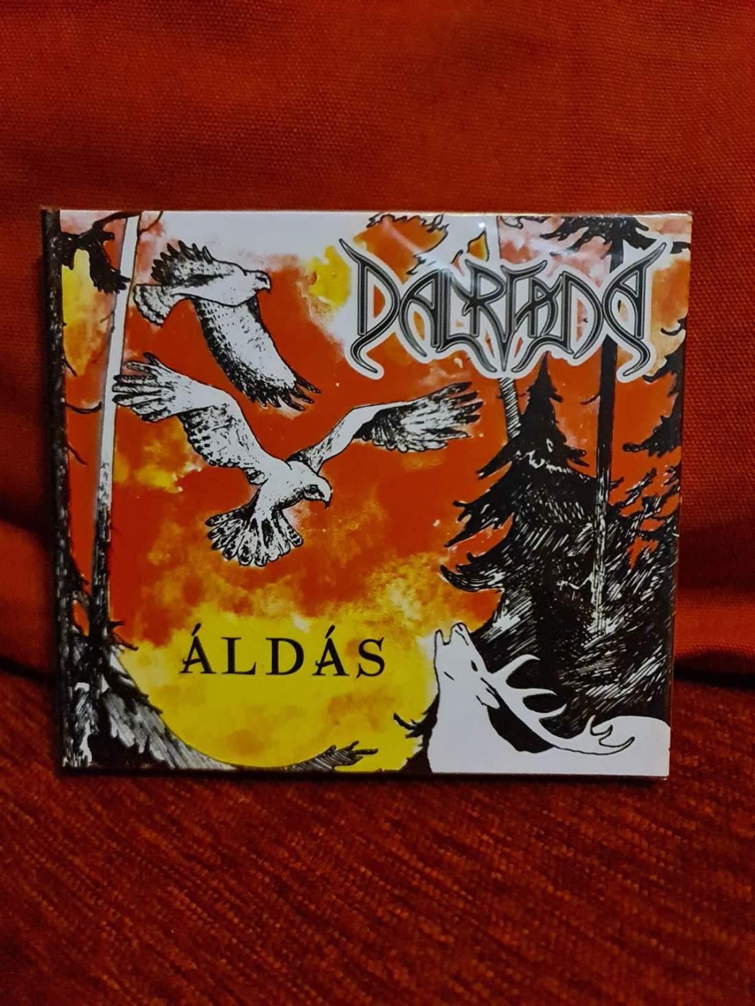 DALRIADA - ÁLDÁS CD