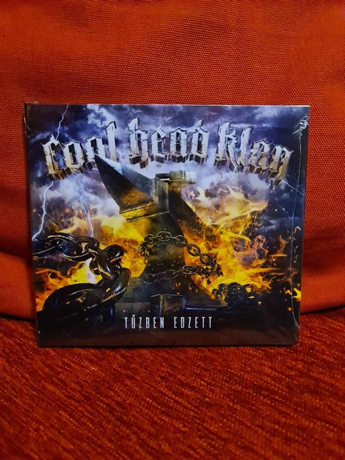 COOL HEAD KLAN - TŰZBEN EDZETT CD