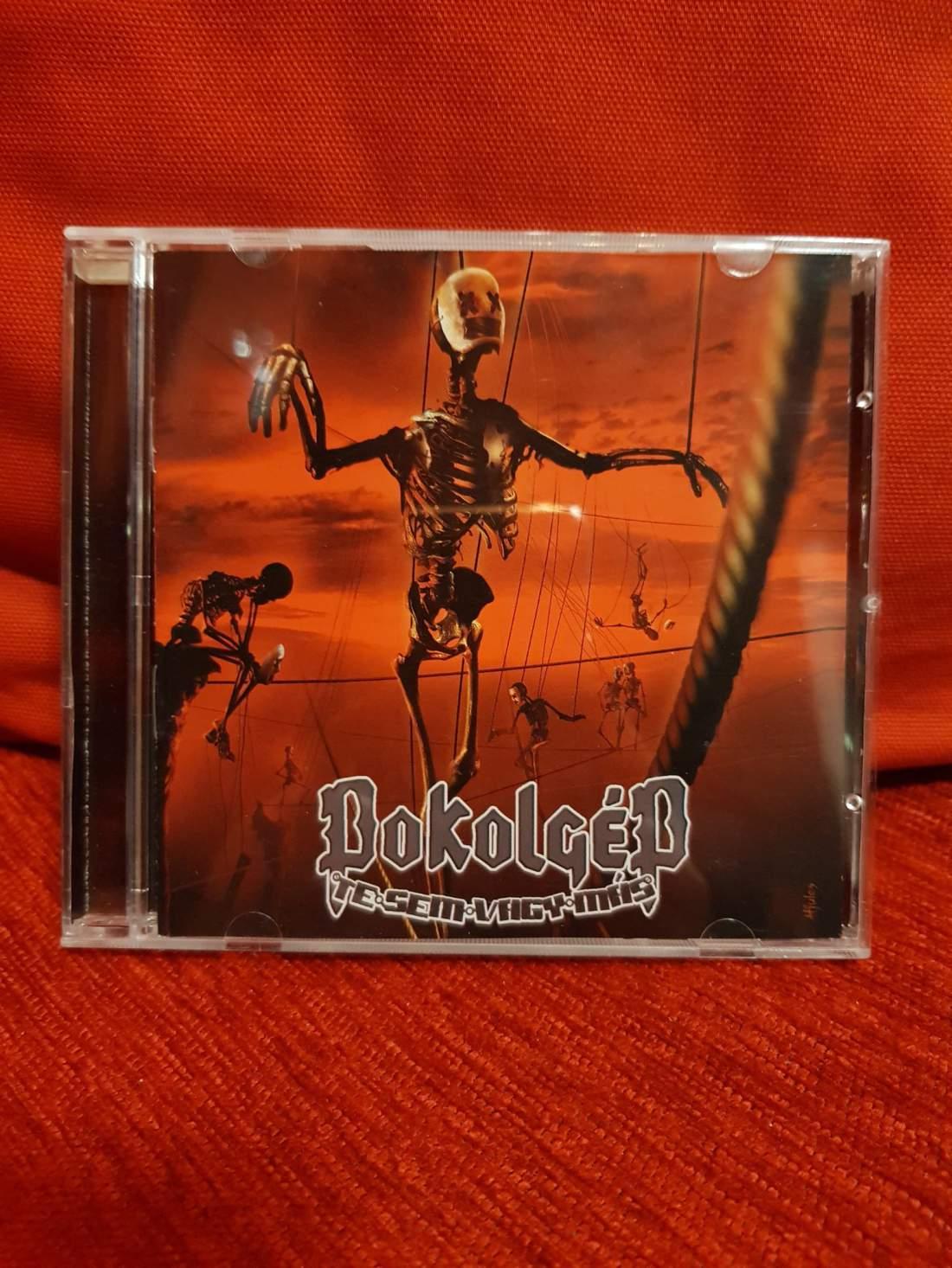 POKOLGÉP - TE SEM VAGY MÁS CD