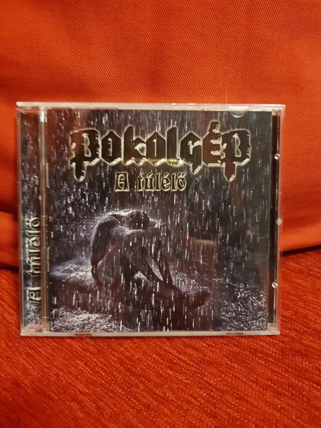 POKOLGÉP - A TÚLÉLŐ CD