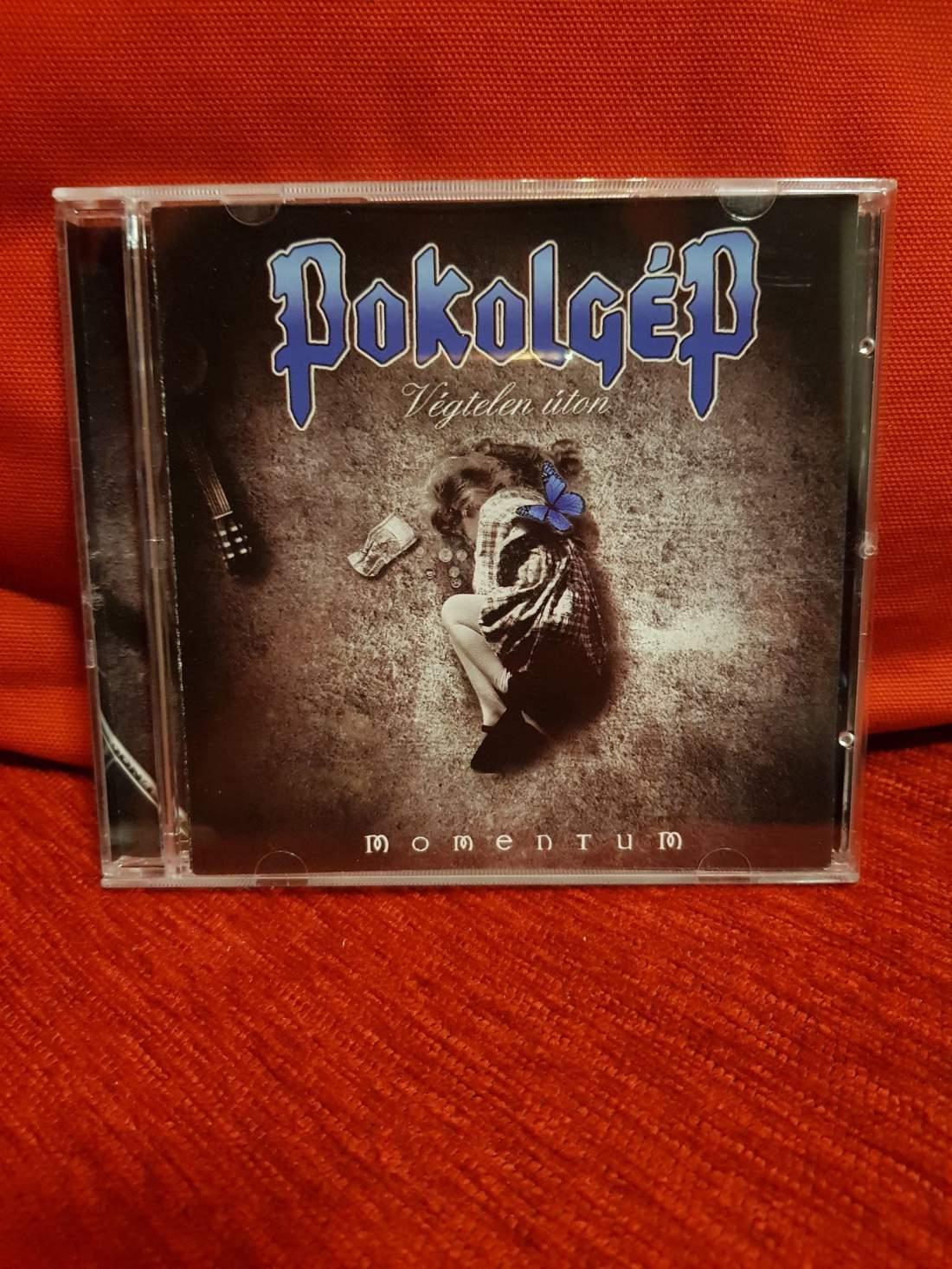 POKOLGÉP - MOMENTUM CD