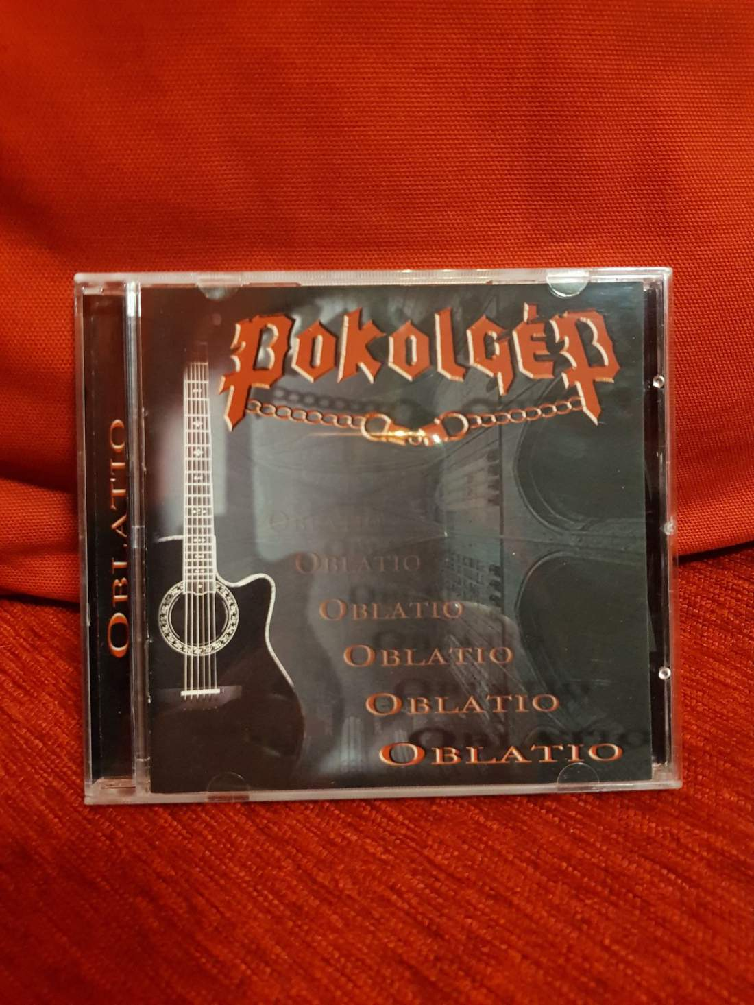 POKOLGÉP - OBLATIO CD