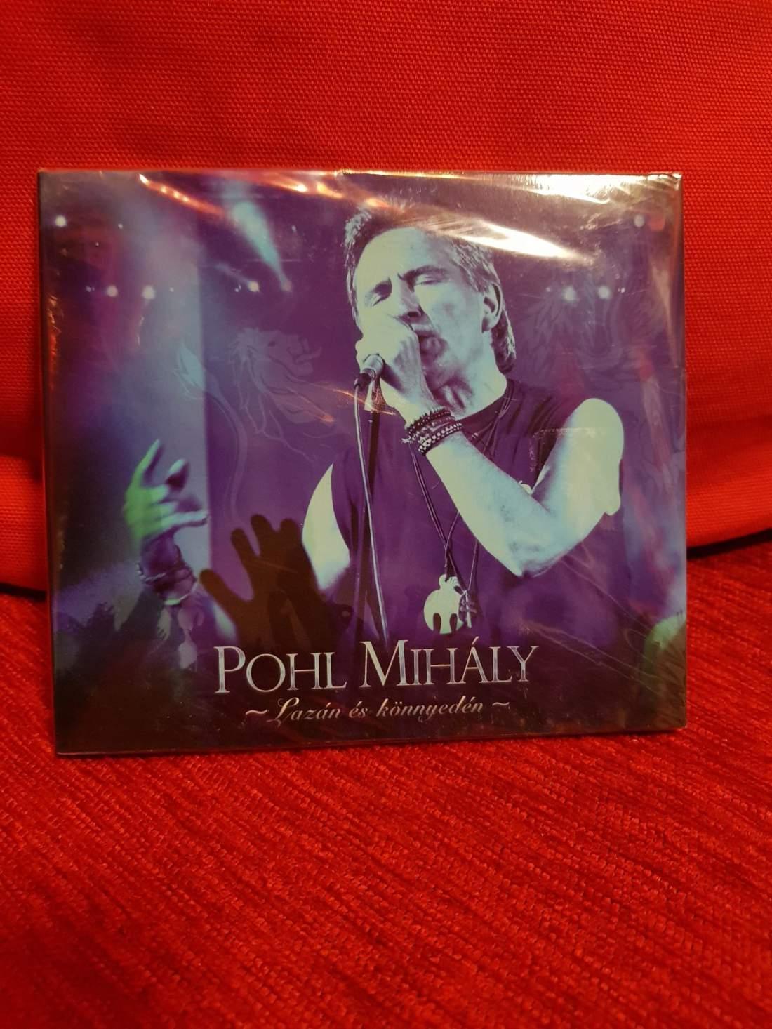 POHL MIHÁLY - LAZÁN ÉS KÖNNYEDÉN CD