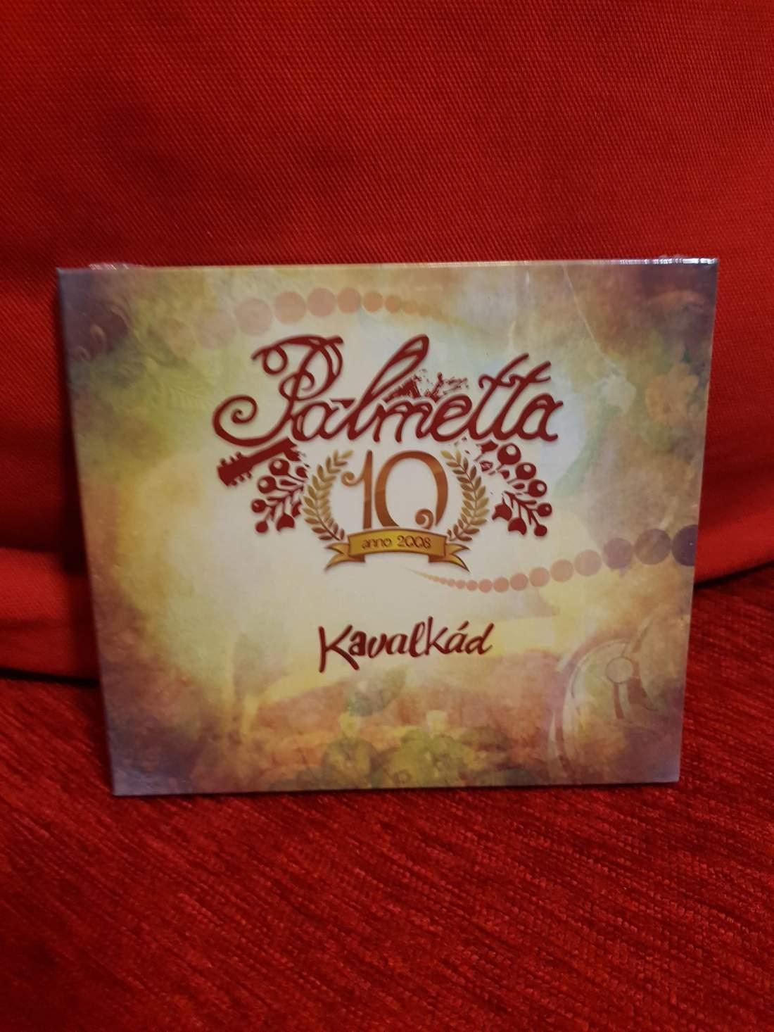 PALMETTA - KAVALKÁD CD